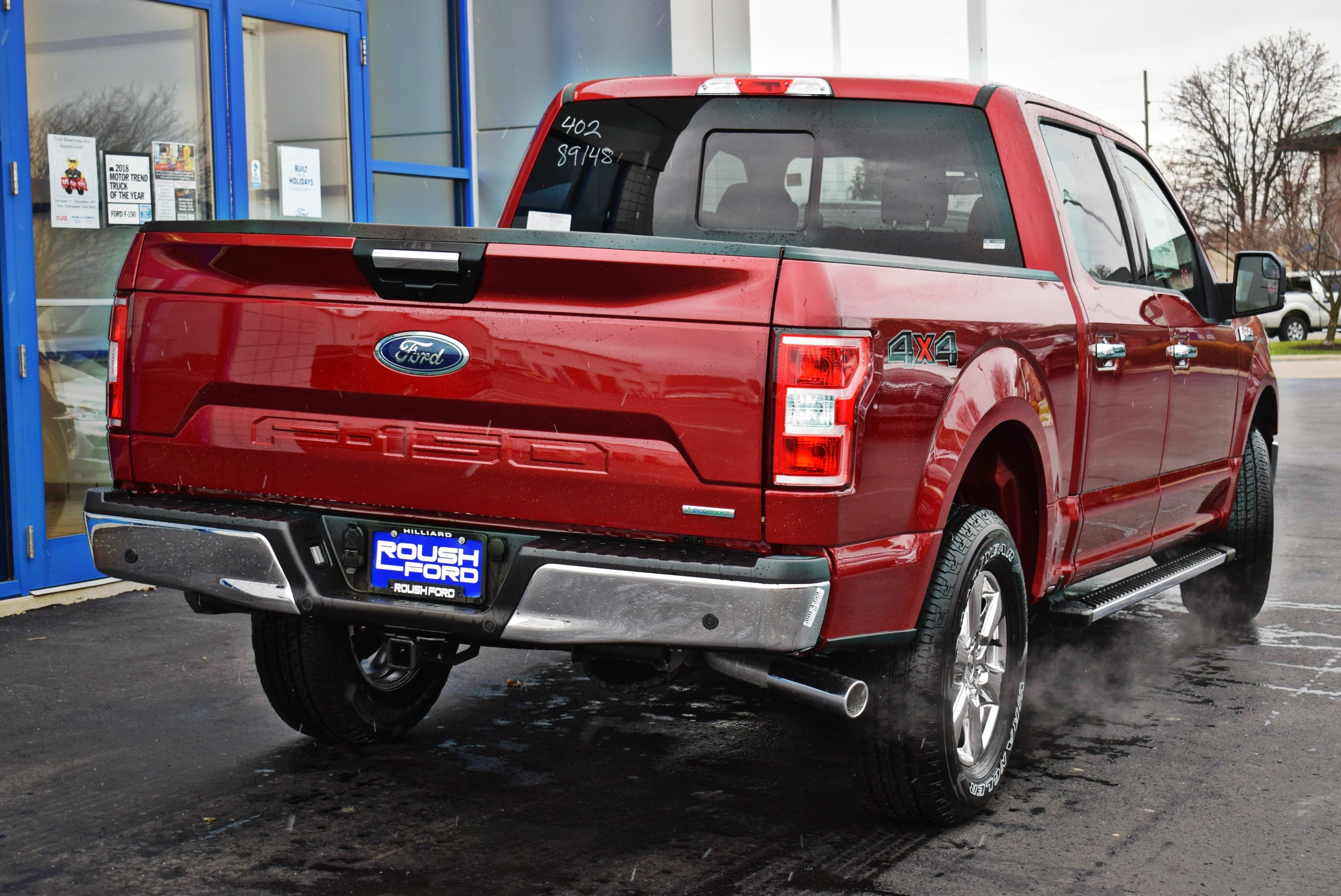 2018 F-150 SuperCrew Cab 4x4,  Pickup #T18996 - photo 2