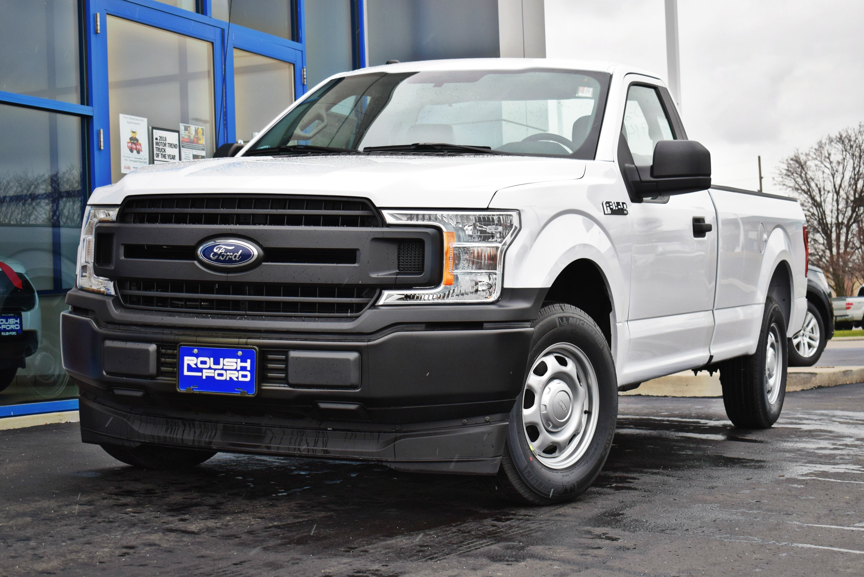 2018 F-150 Regular Cab 4x2,  Pickup #T18999 - photo 4