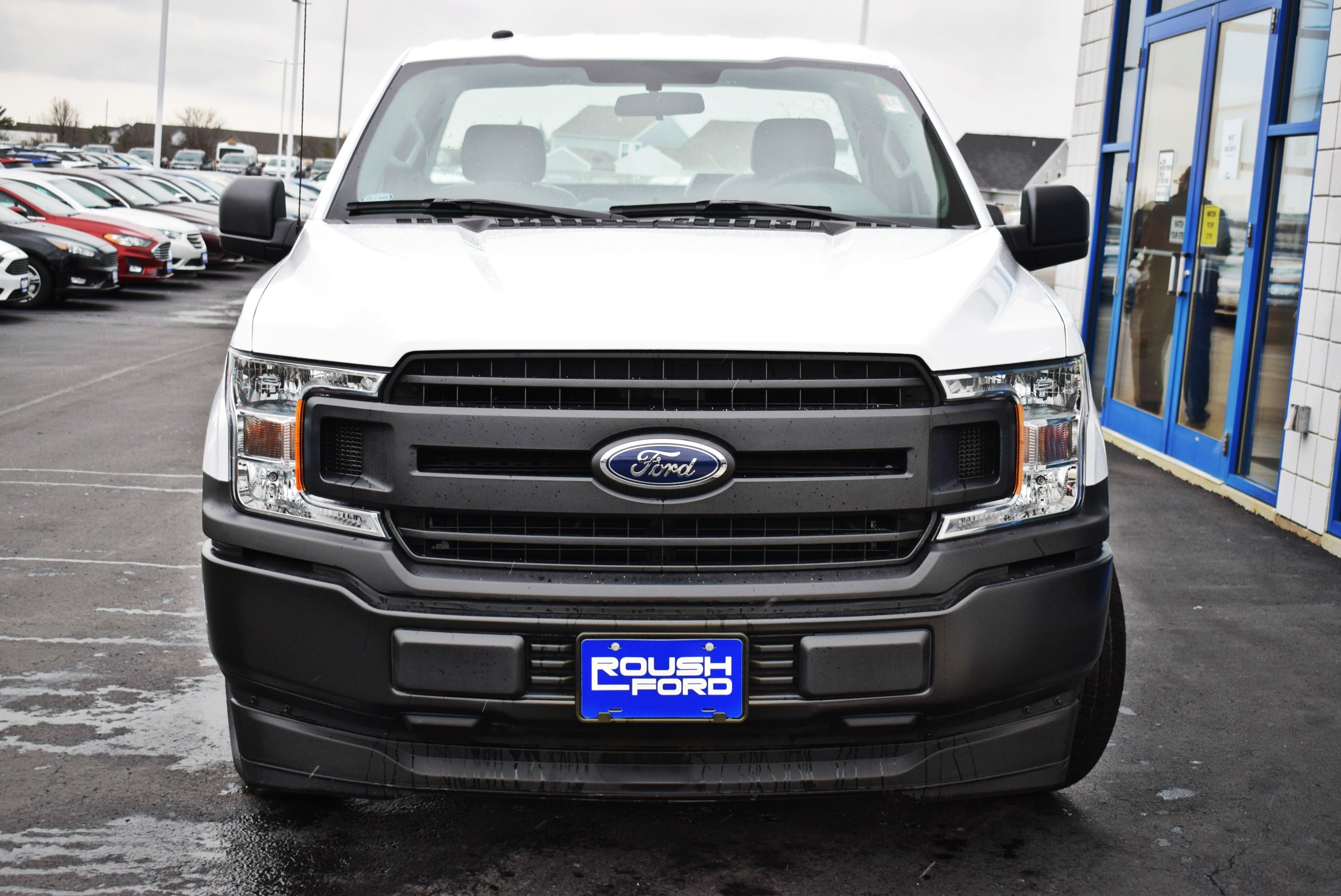 2018 F-150 Regular Cab 4x2,  Pickup #T18999 - photo 6