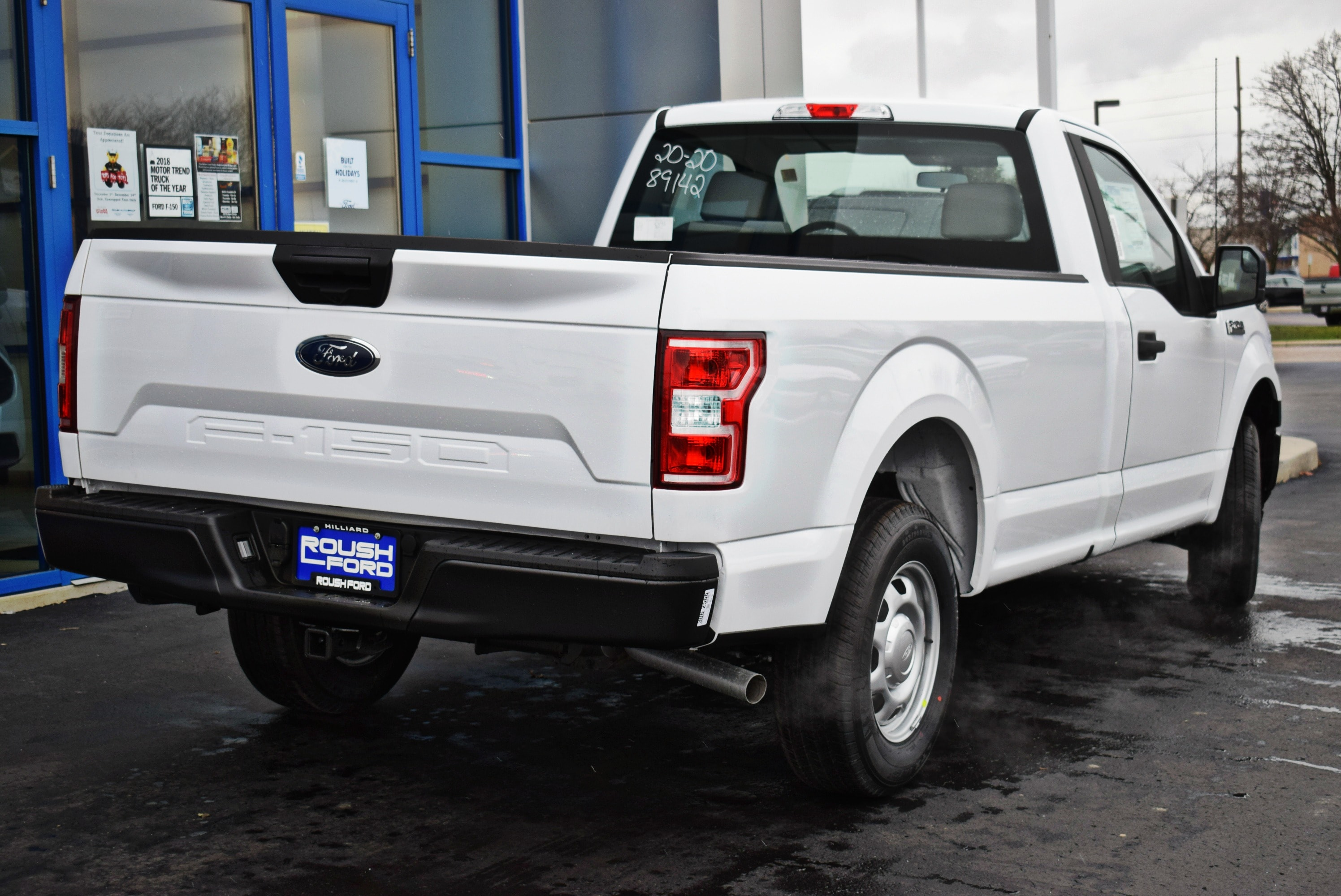 2018 F-150 Regular Cab 4x2,  Pickup #T18999 - photo 2