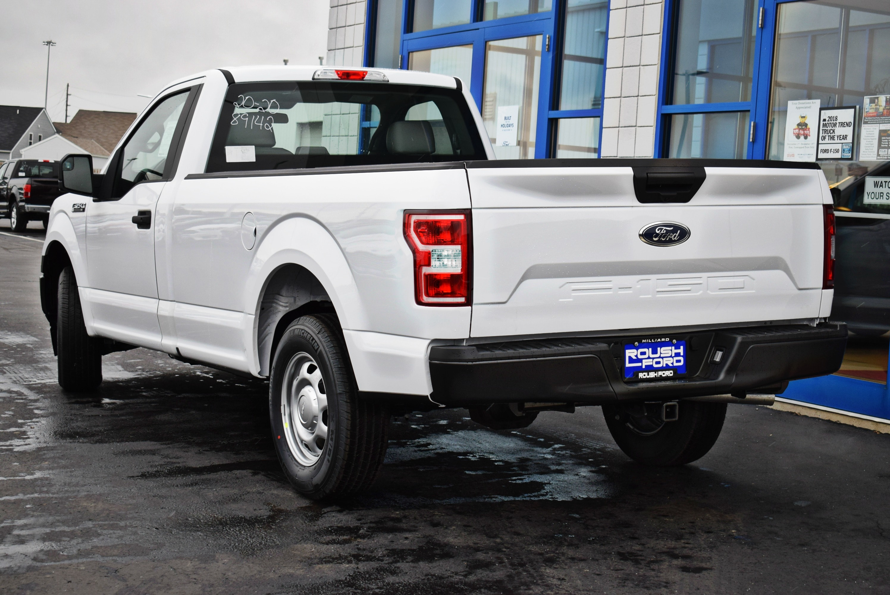 2018 F-150 Regular Cab 4x2,  Pickup #T18999 - photo 9