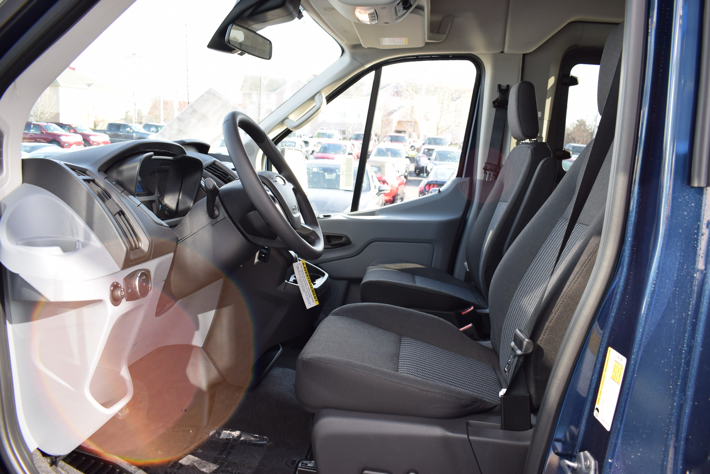 2019 Transit 350 Med Roof 4x2,  Passenger Wagon #T19037 - photo 17