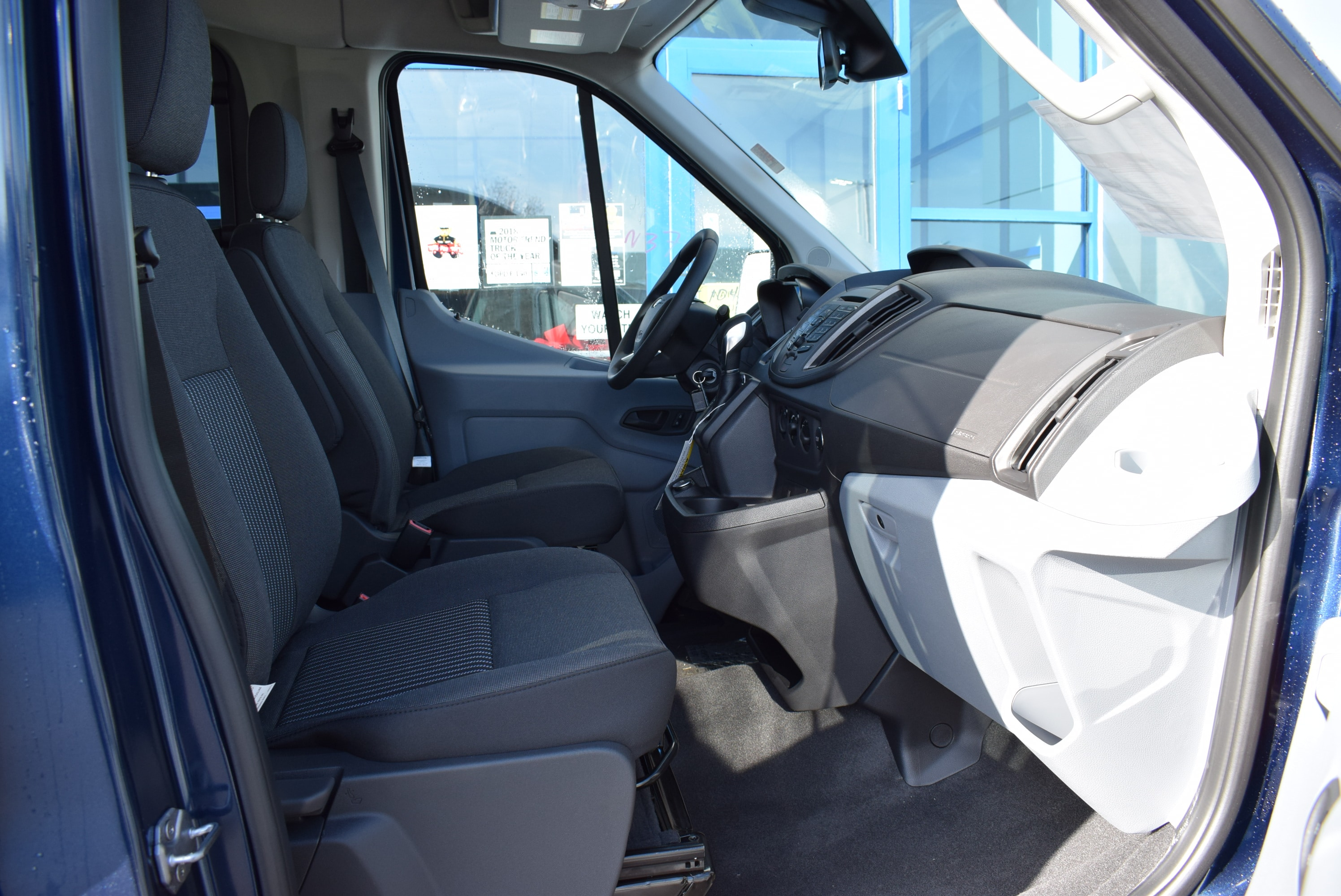 2019 Transit 350 Med Roof 4x2,  Passenger Wagon #T19037 - photo 18