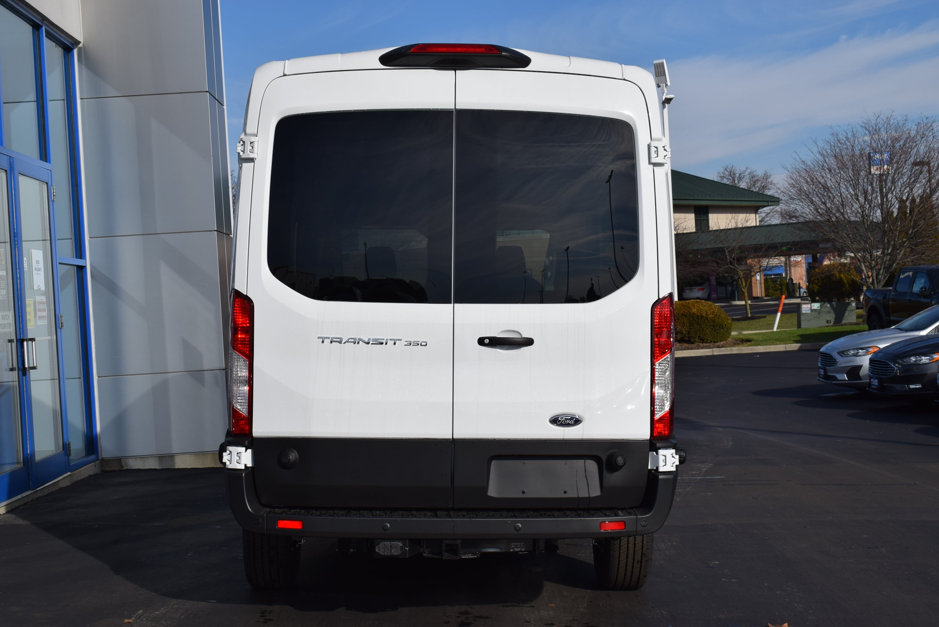 2019 Transit 350 Med Roof 4x2,  Empty Cargo Van #T19045 - photo 11