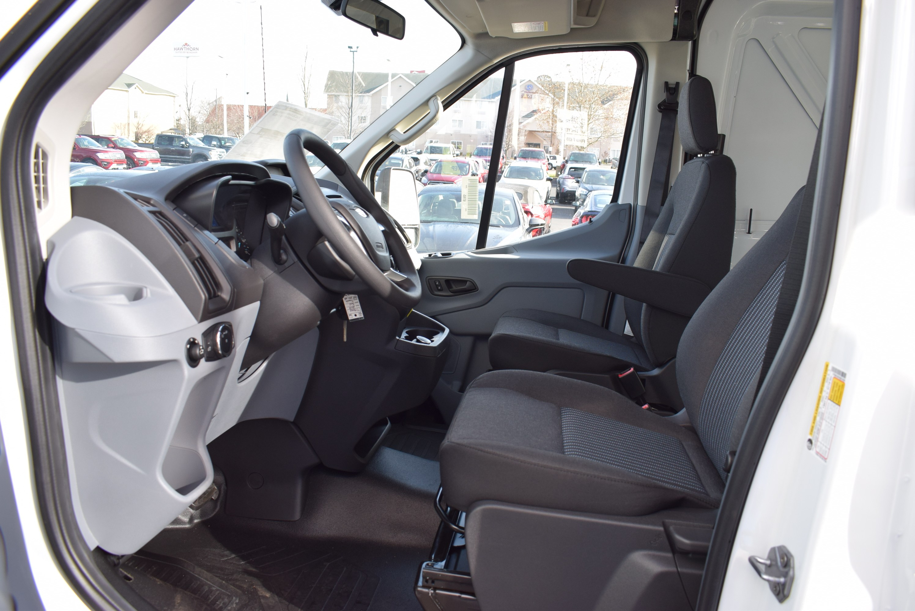 2019 Transit 350 Med Roof 4x2,  Empty Cargo Van #T19045 - photo 13