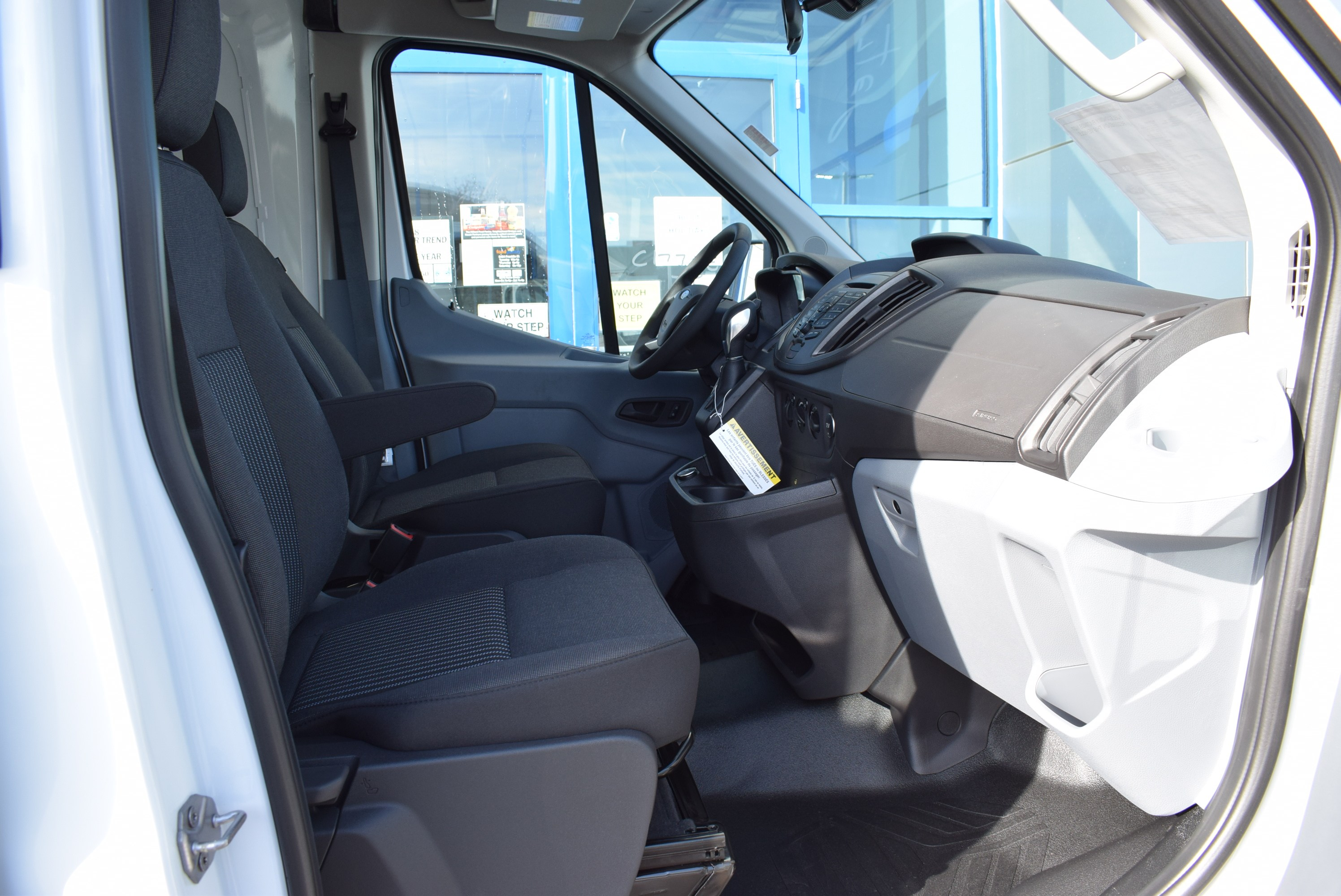 2019 Transit 350 Med Roof 4x2,  Empty Cargo Van #T19045 - photo 14