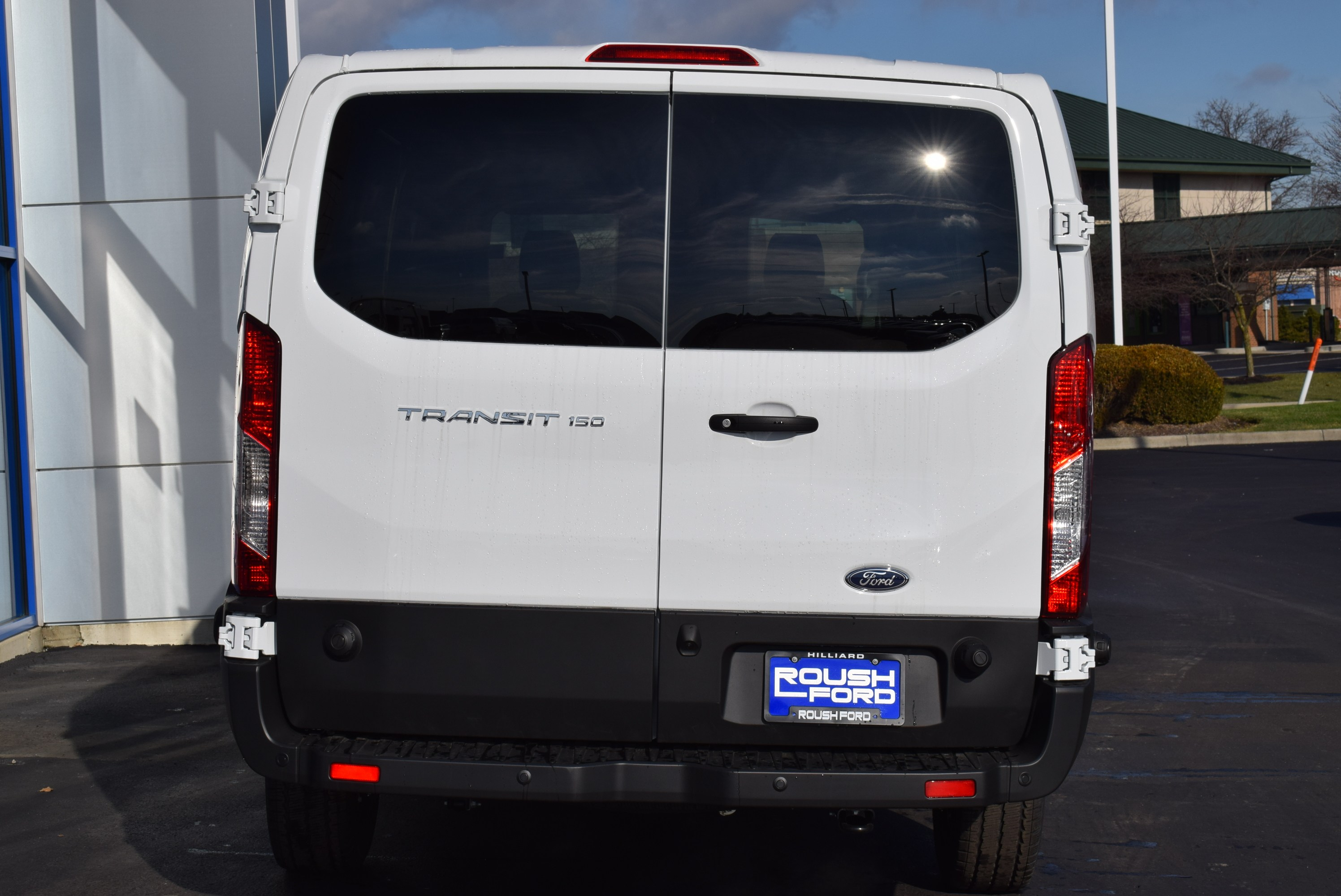2019 Transit 150 Low Roof 4x2,  Empty Cargo Van #T19054 - photo 11