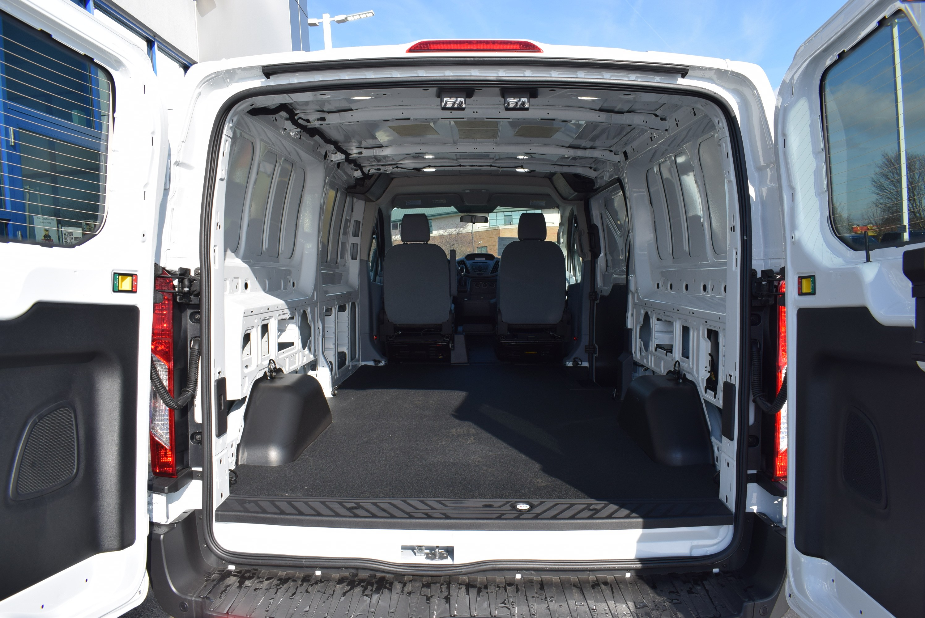 2019 Transit 150 Low Roof 4x2,  Empty Cargo Van #T19054 - photo 2