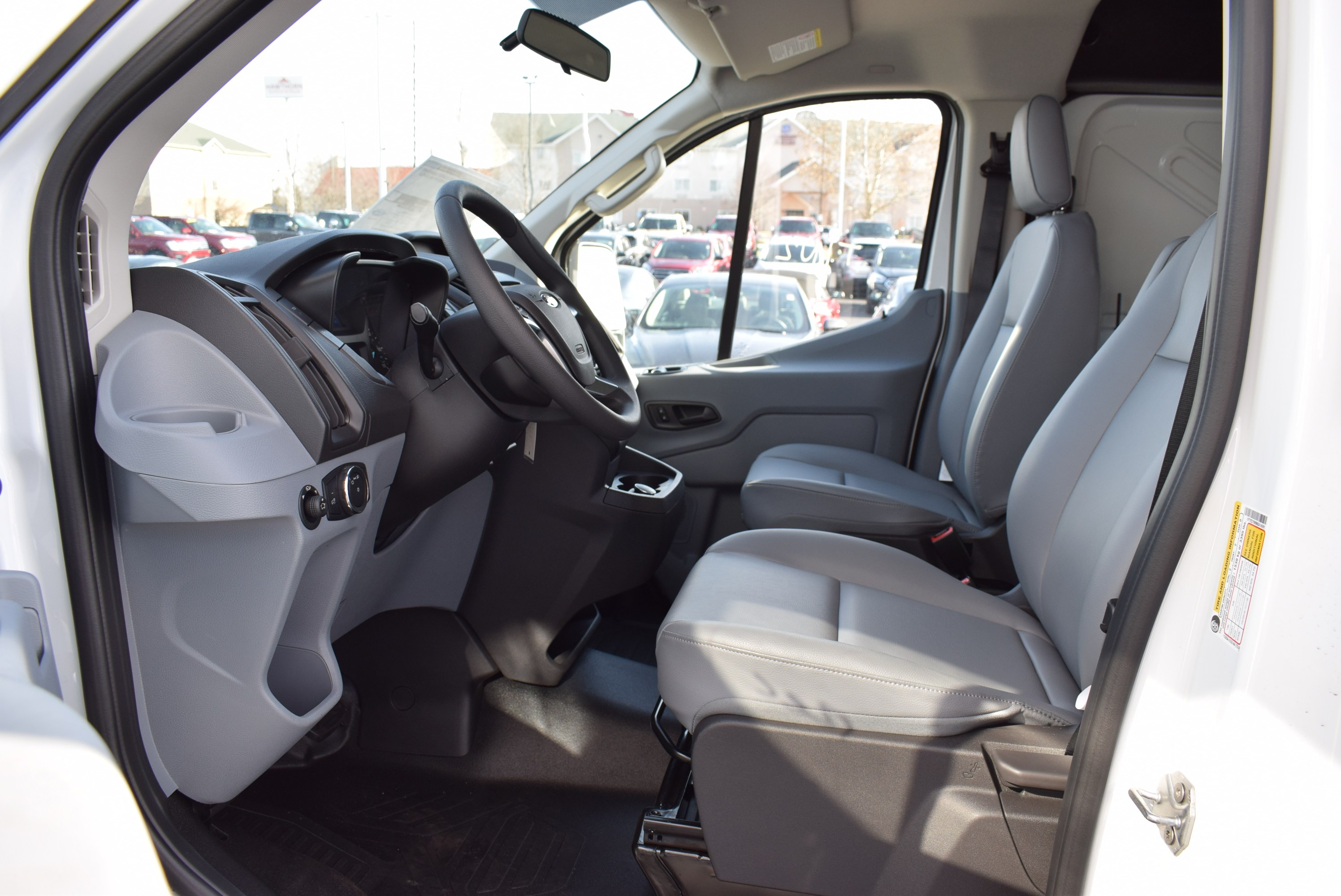 2019 Transit 150 Low Roof 4x2,  Empty Cargo Van #T19054 - photo 17