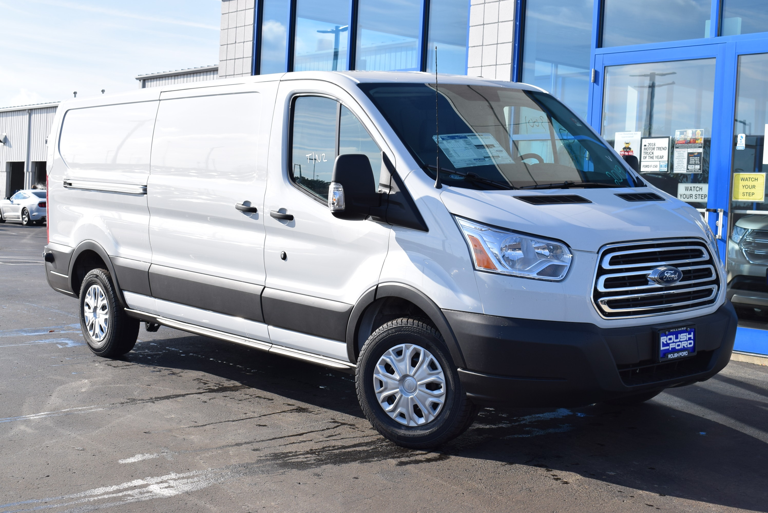 2019 Transit 150 Low Roof 4x2,  Empty Cargo Van #T19054 - photo 3