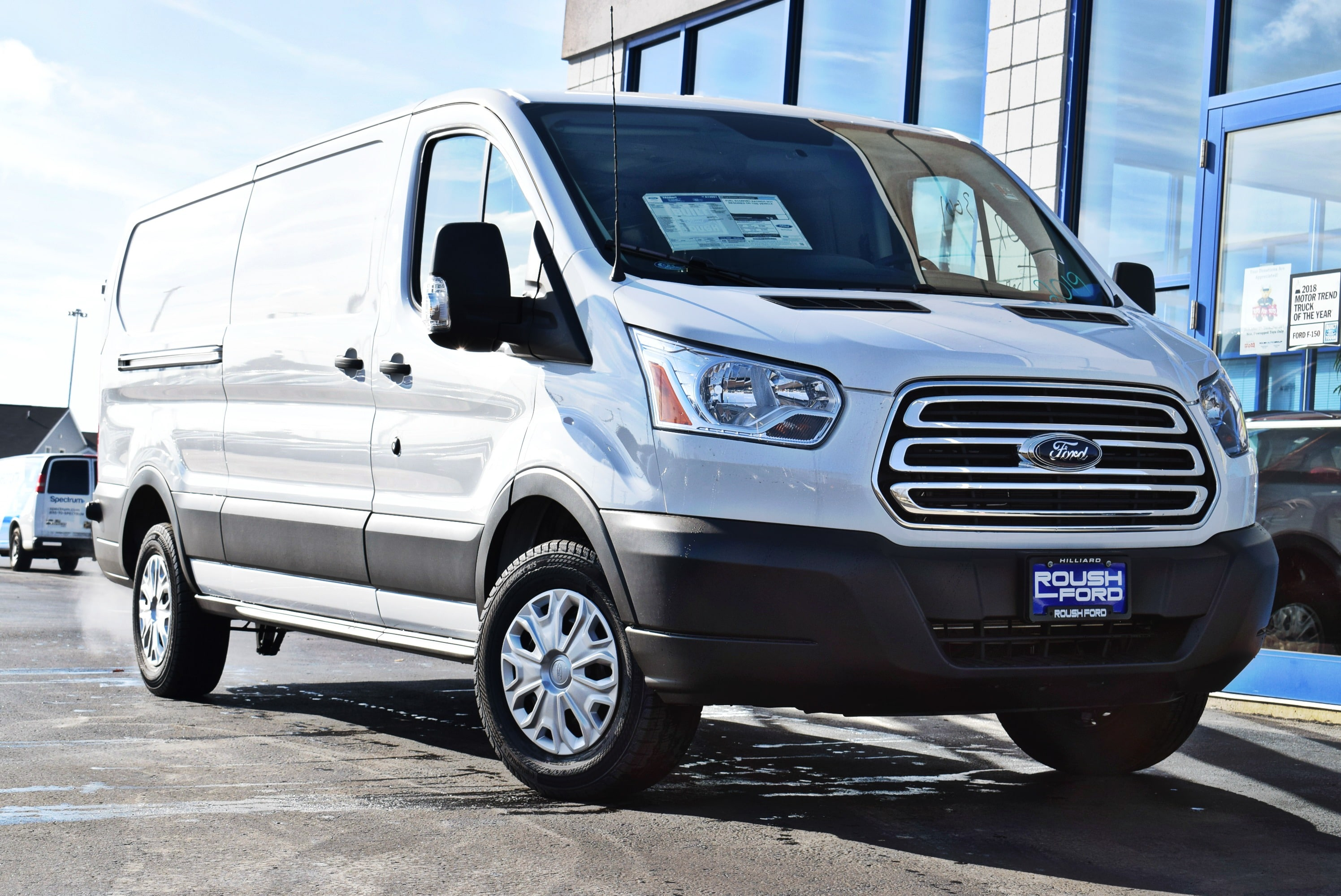 2019 Transit 150 Low Roof 4x2,  Empty Cargo Van #T19054 - photo 30