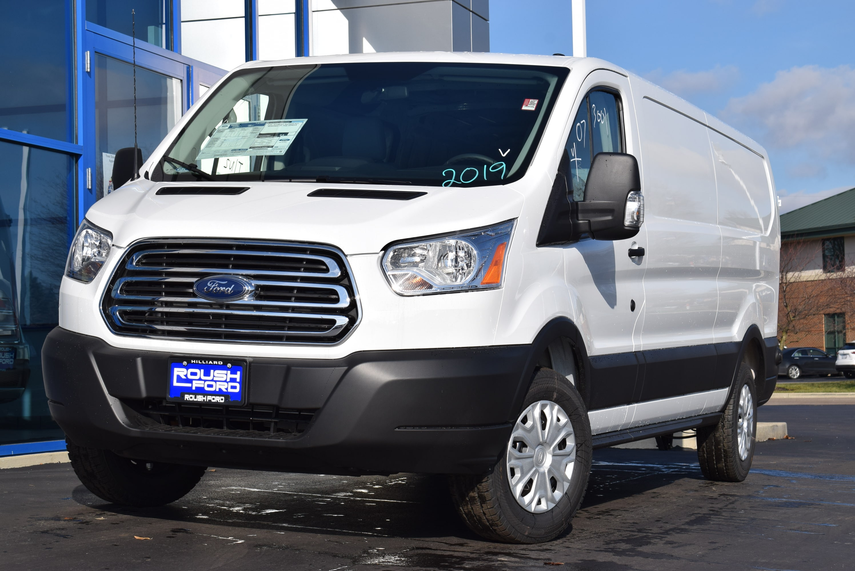 2019 Transit 150 Low Roof 4x2,  Empty Cargo Van #T19054 - photo 4