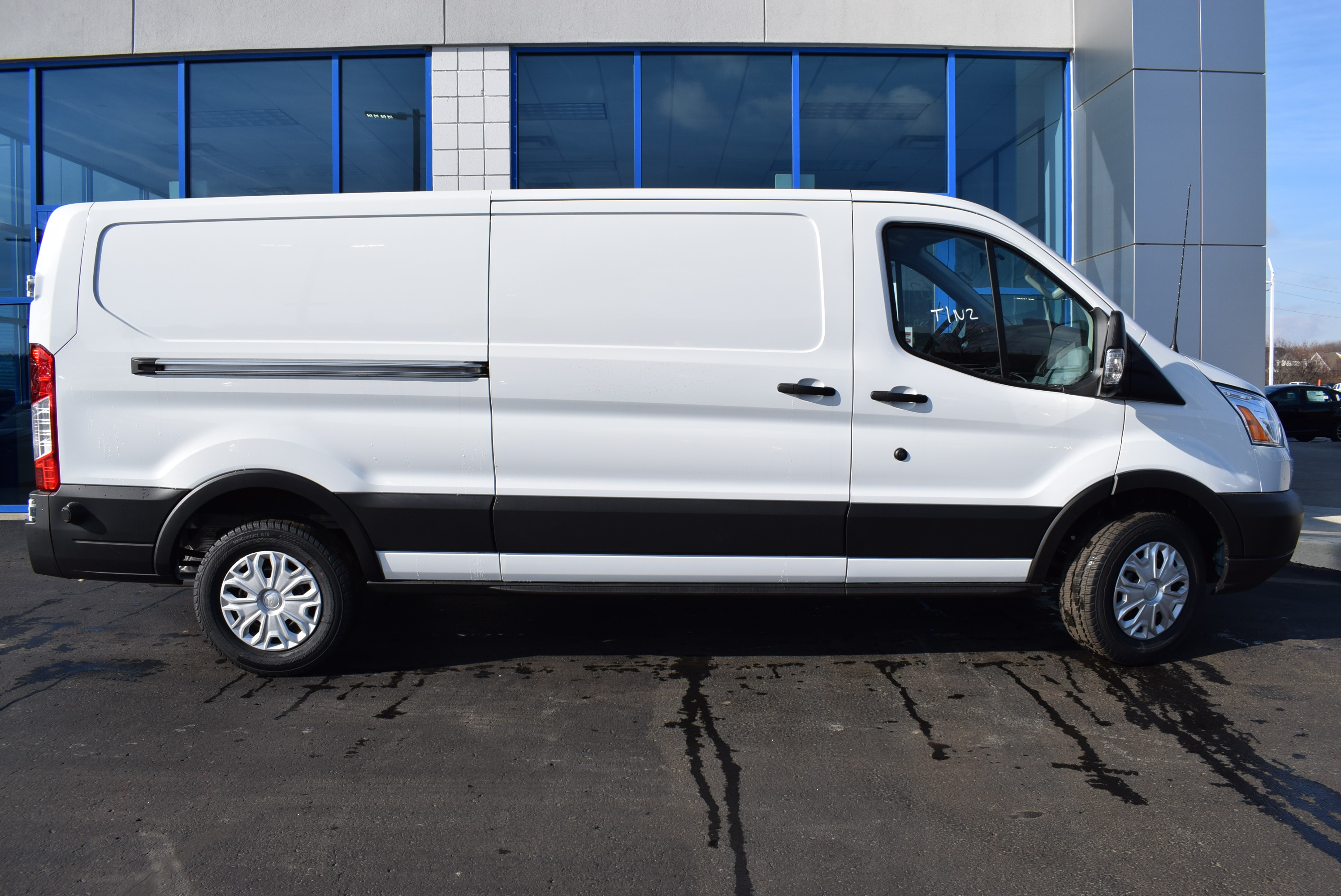 2019 Transit 150 Low Roof 4x2,  Empty Cargo Van #T19054 - photo 7