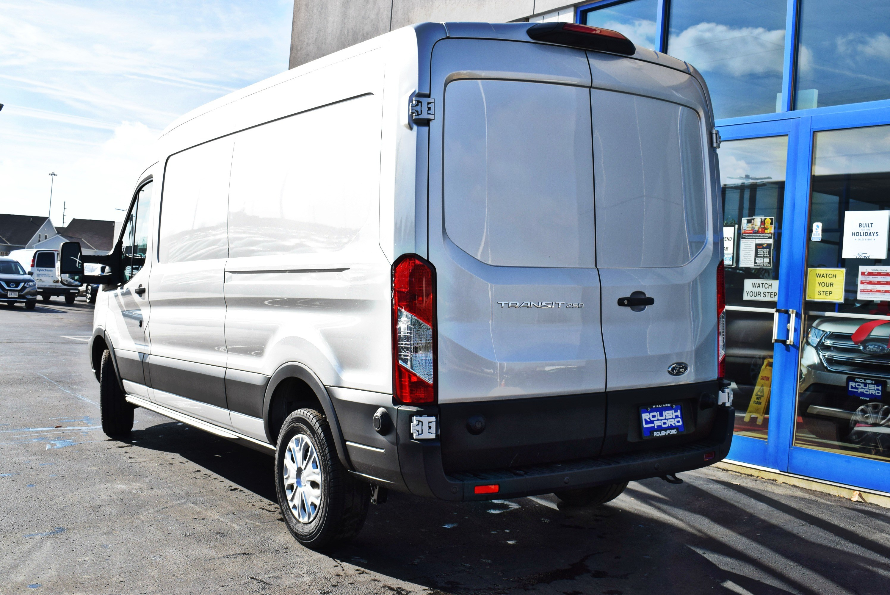 2019 Transit 250 Med Roof 4x2,  Empty Cargo Van #T19059 - photo 10