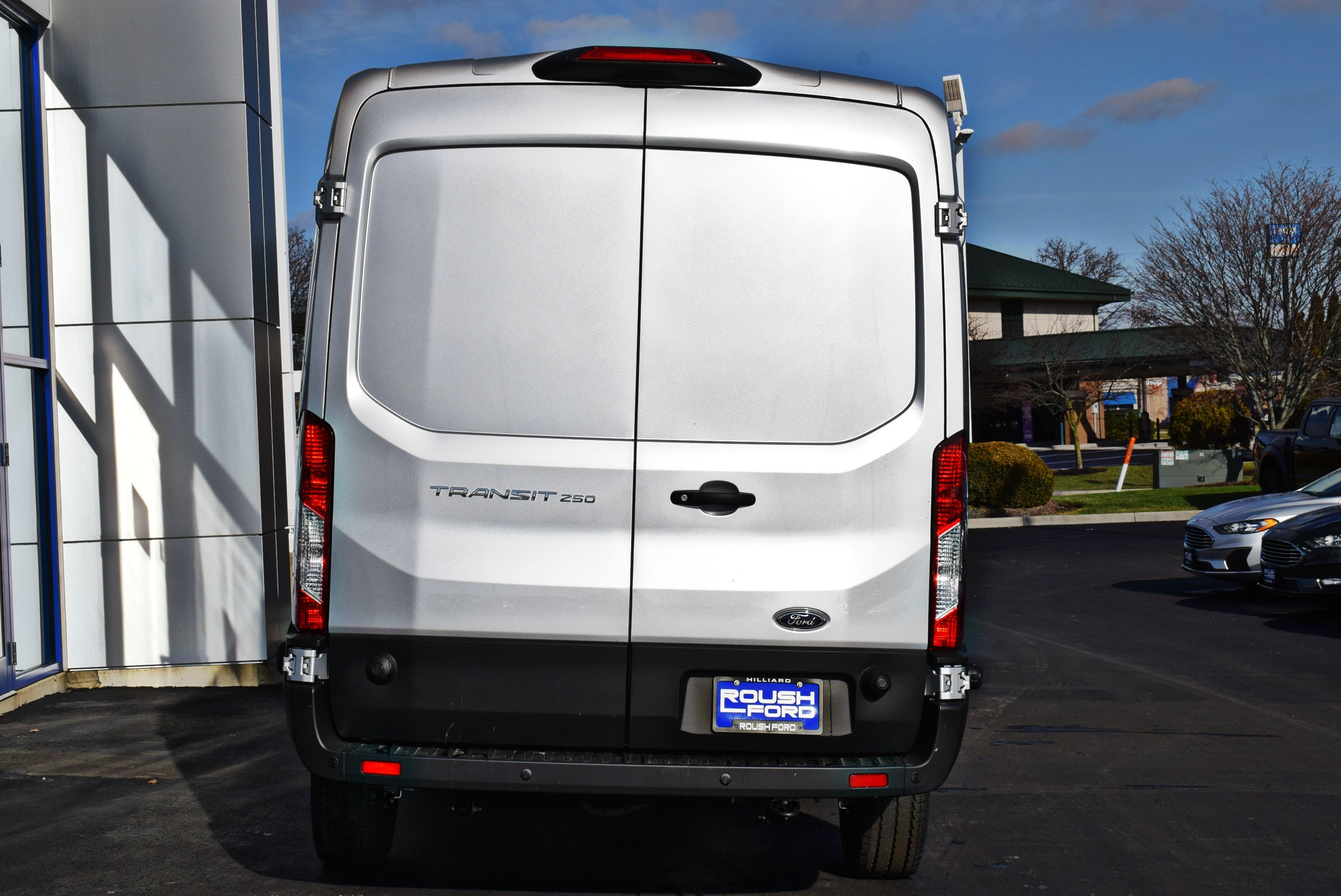 2019 Transit 250 Med Roof 4x2,  Empty Cargo Van #T19059 - photo 11
