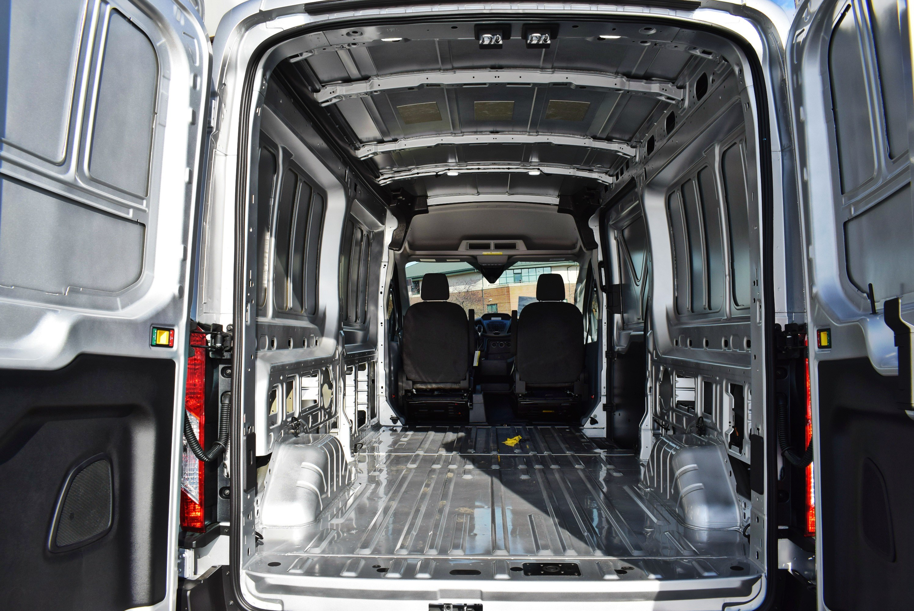 2019 Transit 250 Med Roof 4x2,  Empty Cargo Van #T19059 - photo 2