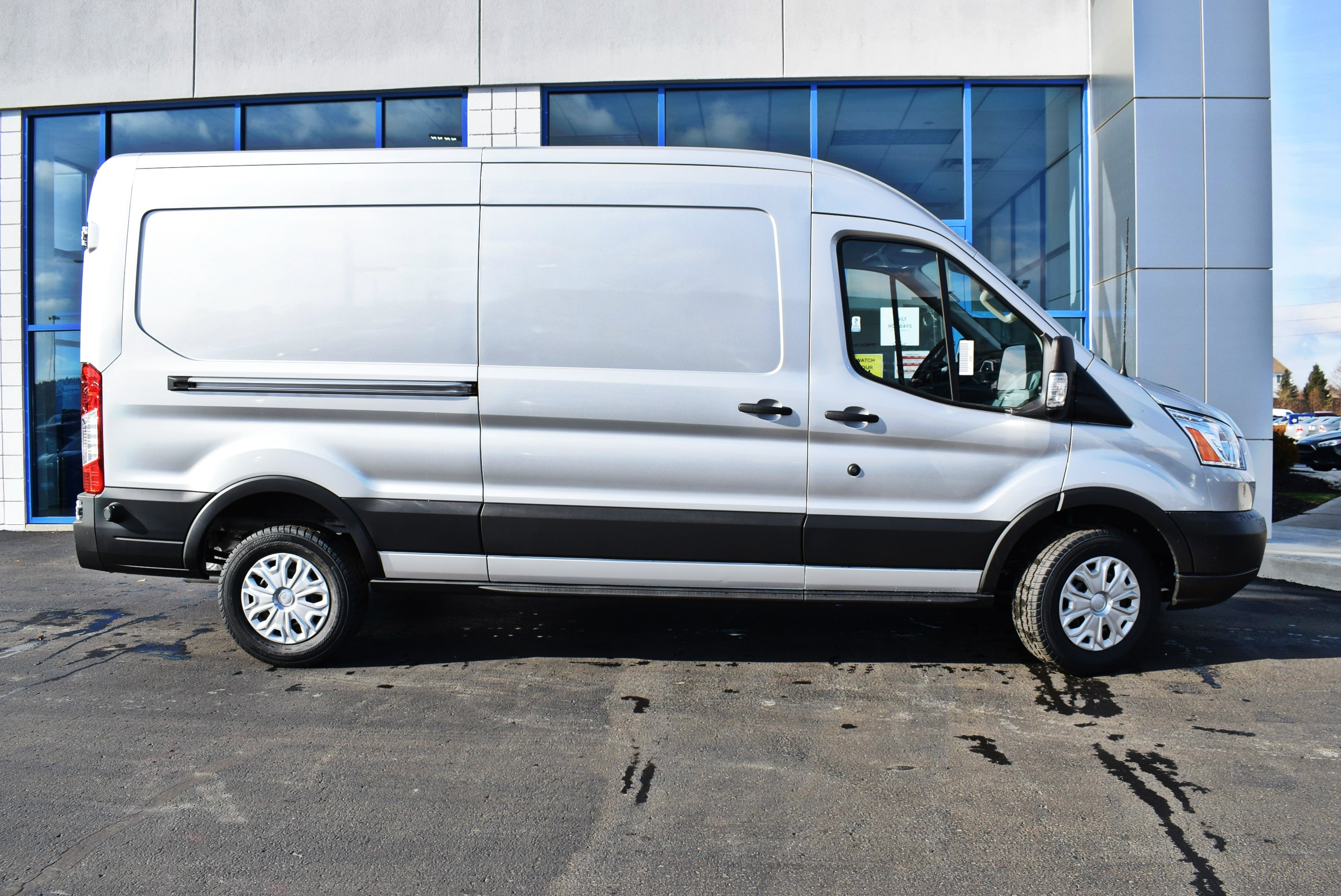 2019 Transit 250 Med Roof 4x2,  Empty Cargo Van #T19059 - photo 7