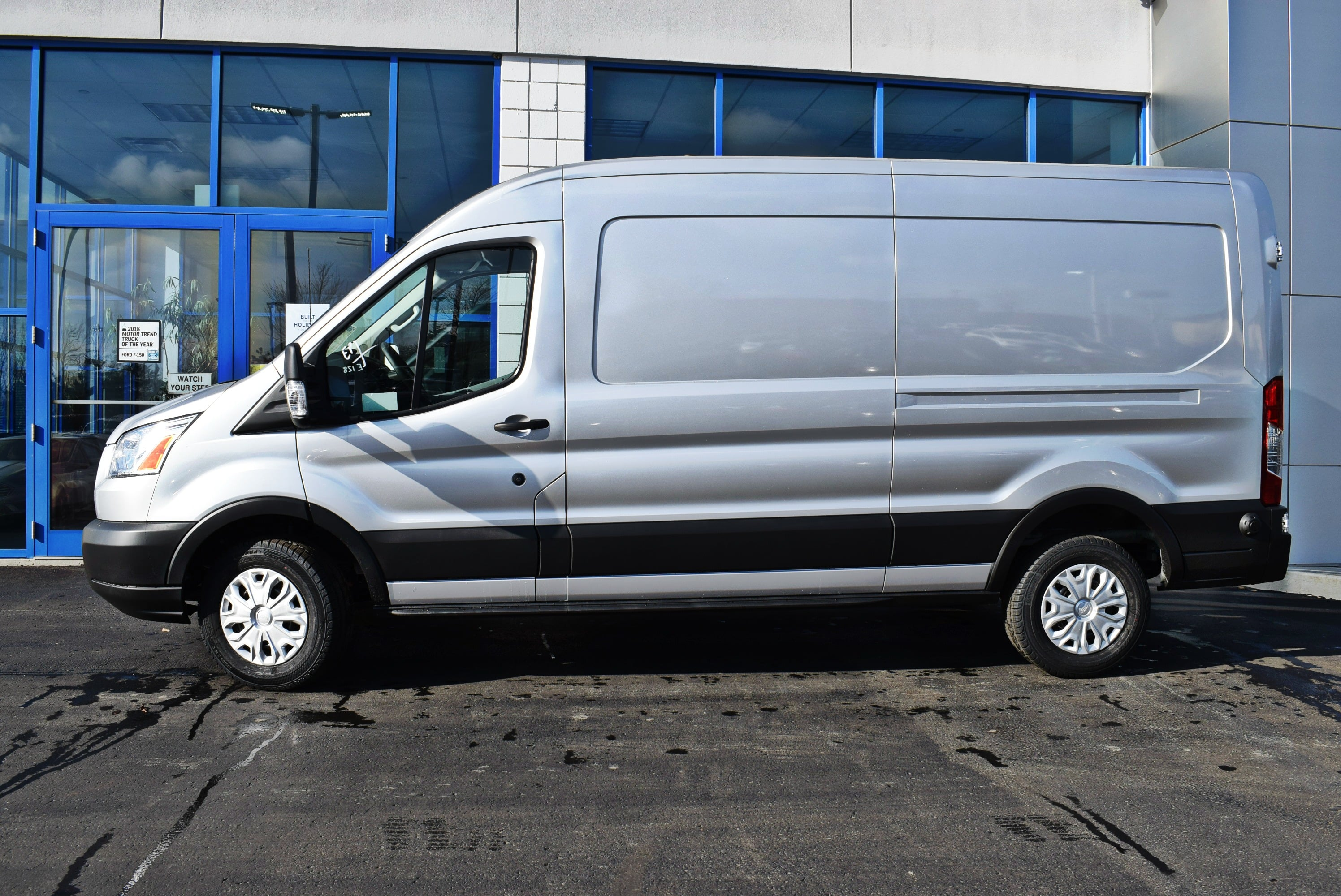 2019 Transit 250 Med Roof 4x2,  Empty Cargo Van #T19059 - photo 8
