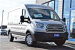 2019 Transit 250 Med Roof 4x2,  Empty Cargo Van #T19059 - photo 1