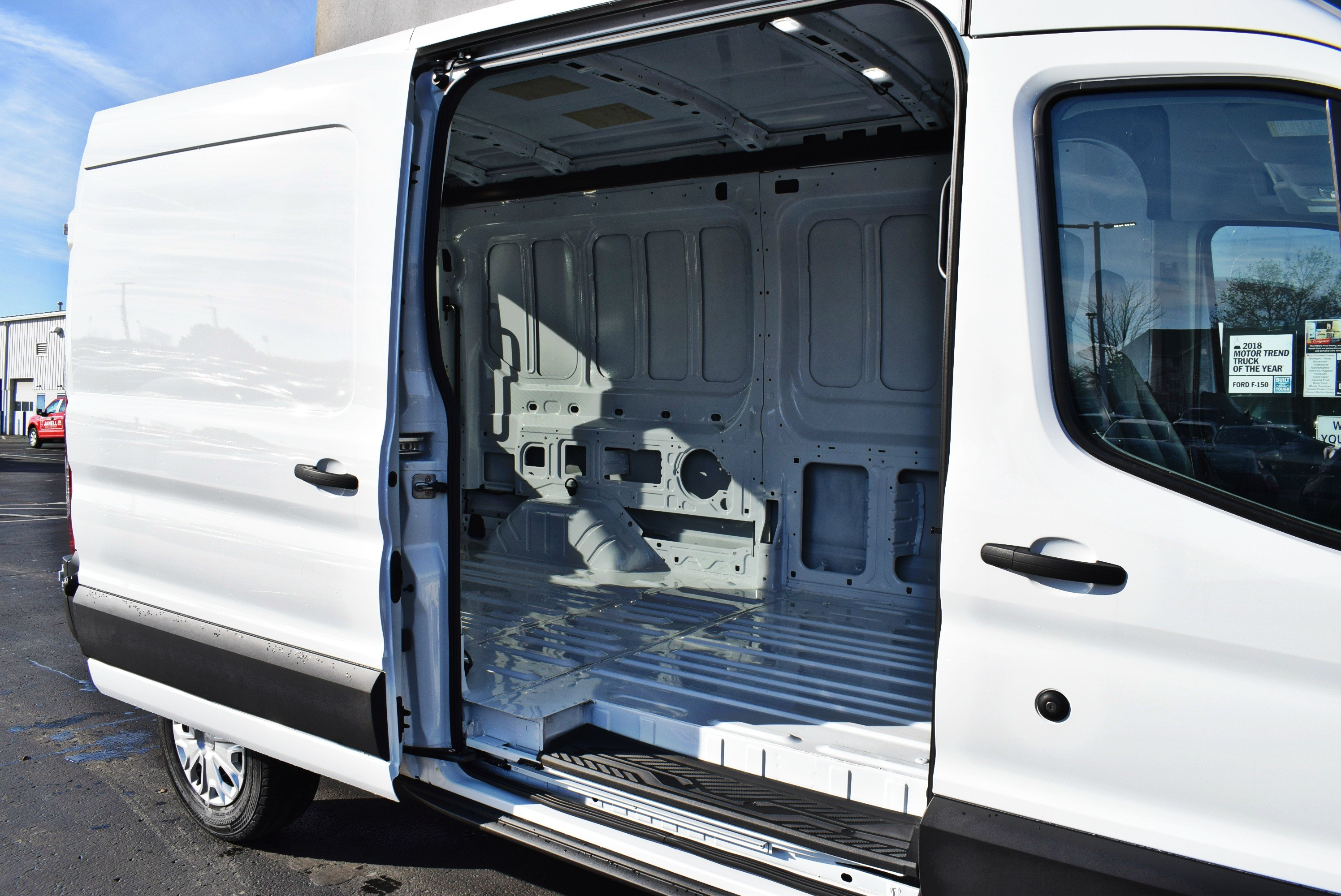 2019 Transit 150 Med Roof 4x2,  Empty Cargo Van #T19085 - photo 12