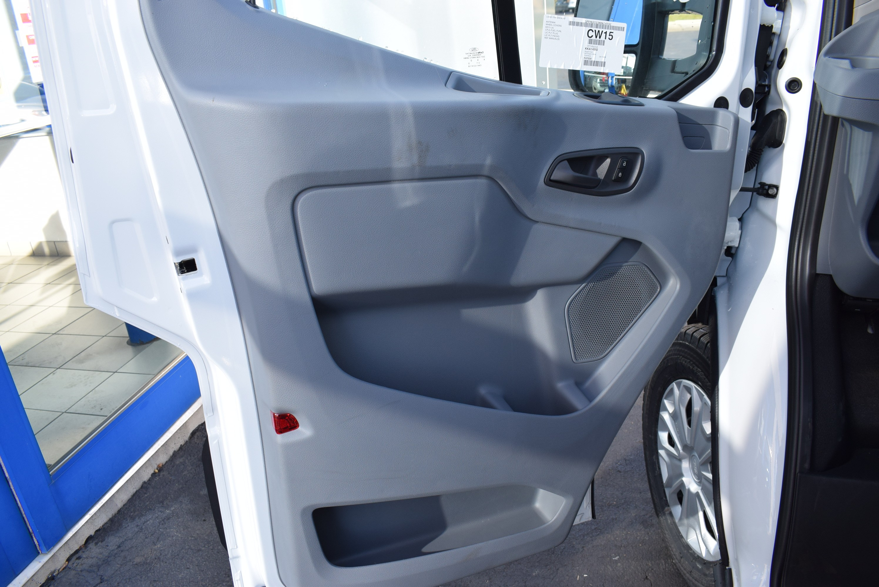 2019 Transit 150 Med Roof 4x2,  Empty Cargo Van #T19085 - photo 14