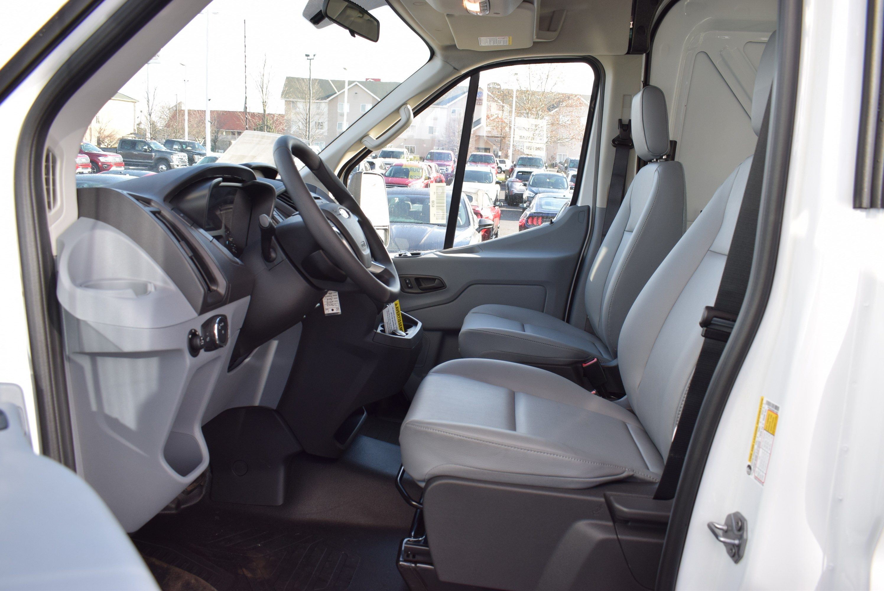 2019 Transit 150 Med Roof 4x2,  Empty Cargo Van #T19085 - photo 17