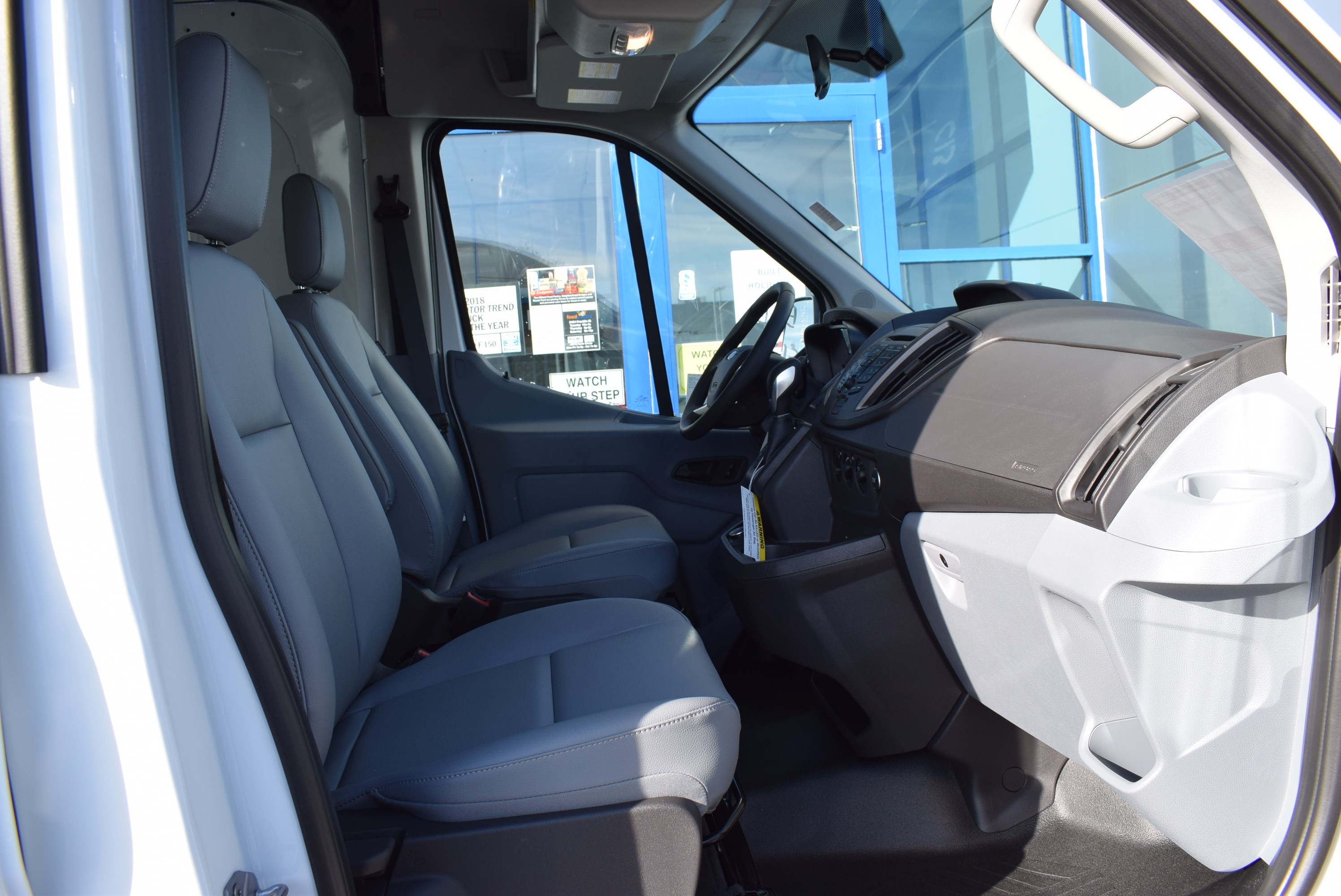 2019 Transit 150 Med Roof 4x2,  Empty Cargo Van #T19085 - photo 18