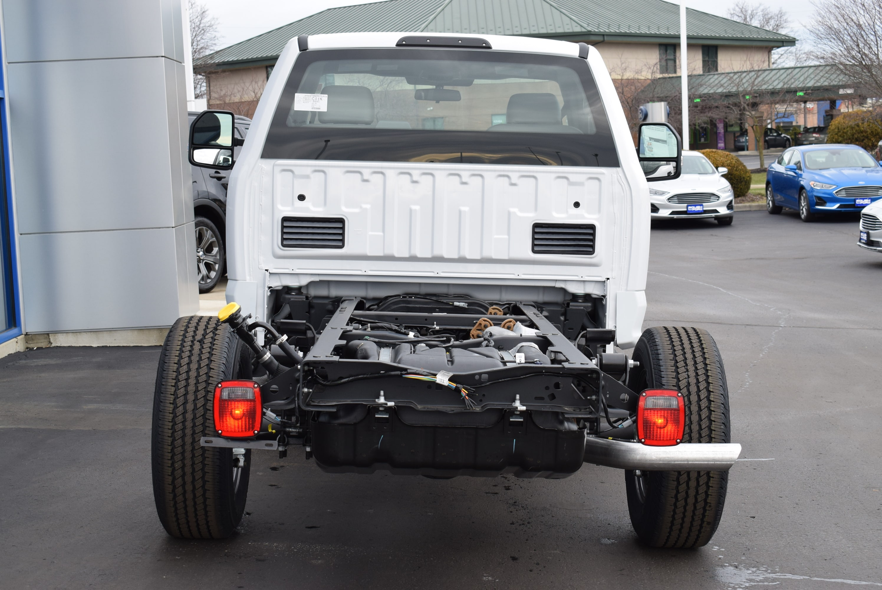 2019 F-350 Regular Cab 4x2,  Cab Chassis #T19103 - photo 10