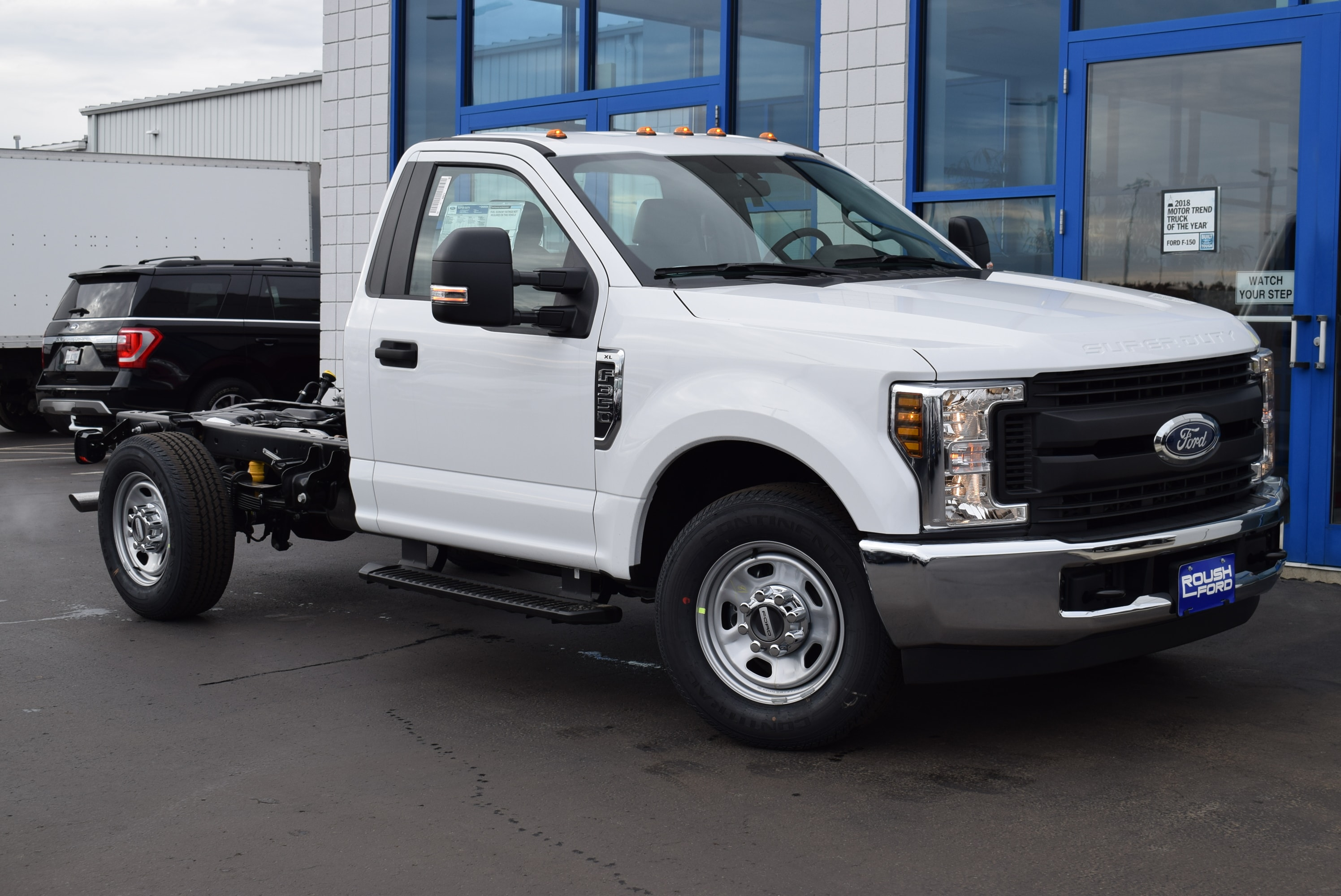 2019 F-350 Regular Cab 4x2,  Cab Chassis #T19103 - photo 3