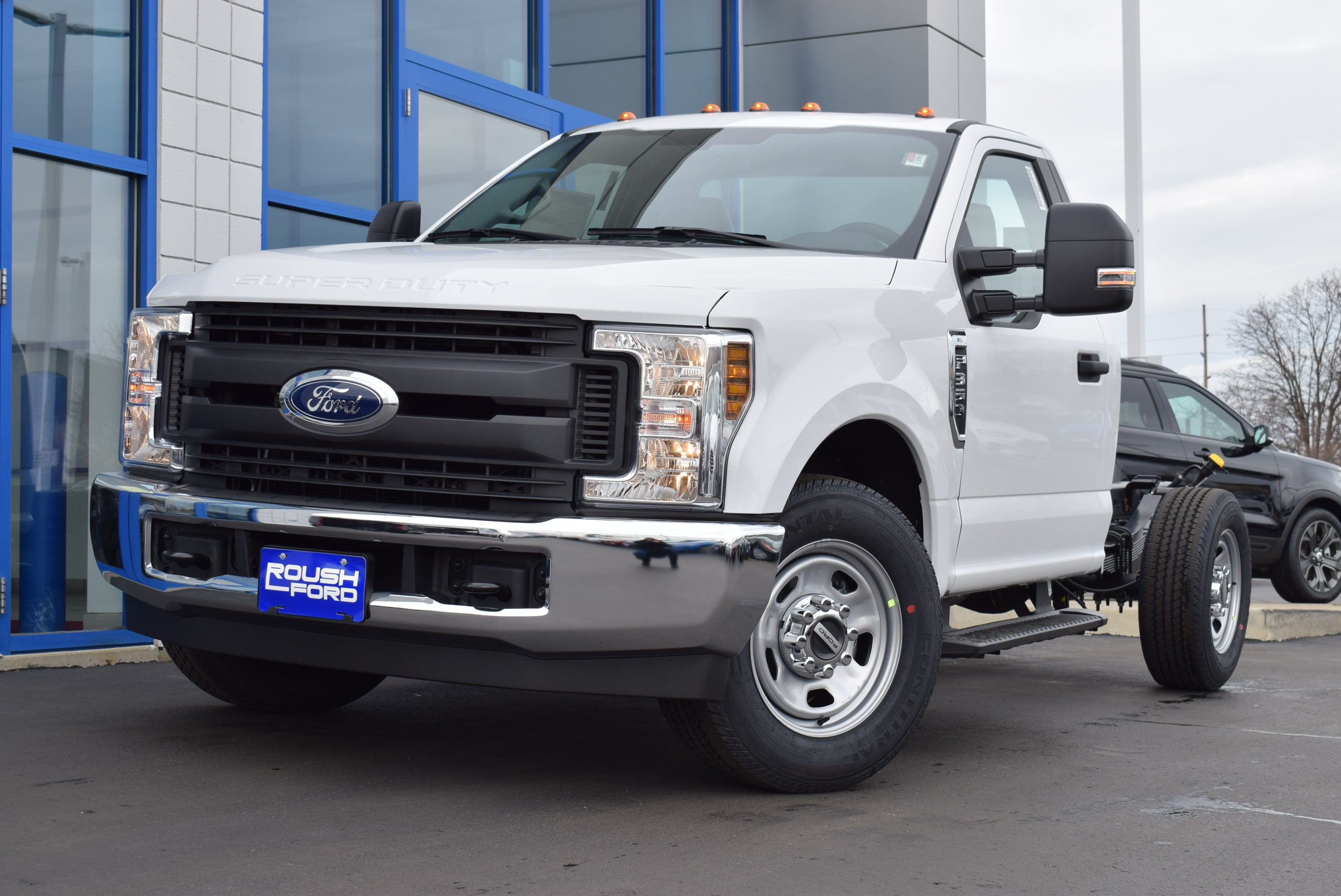 2019 F-350 Regular Cab 4x2,  Cab Chassis #T19103 - photo 4