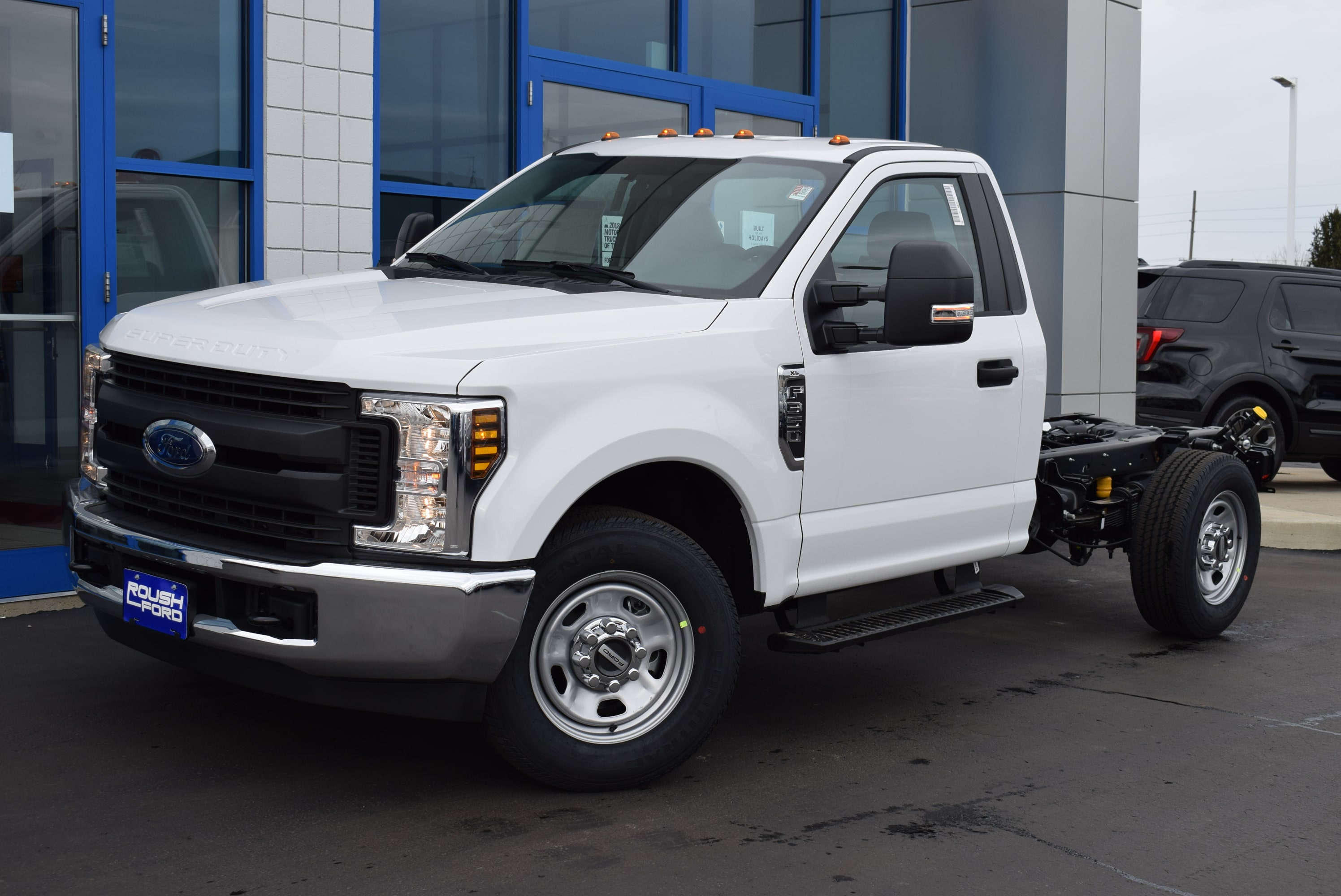 2019 F-350 Regular Cab 4x2,  Cab Chassis #T19103 - photo 5