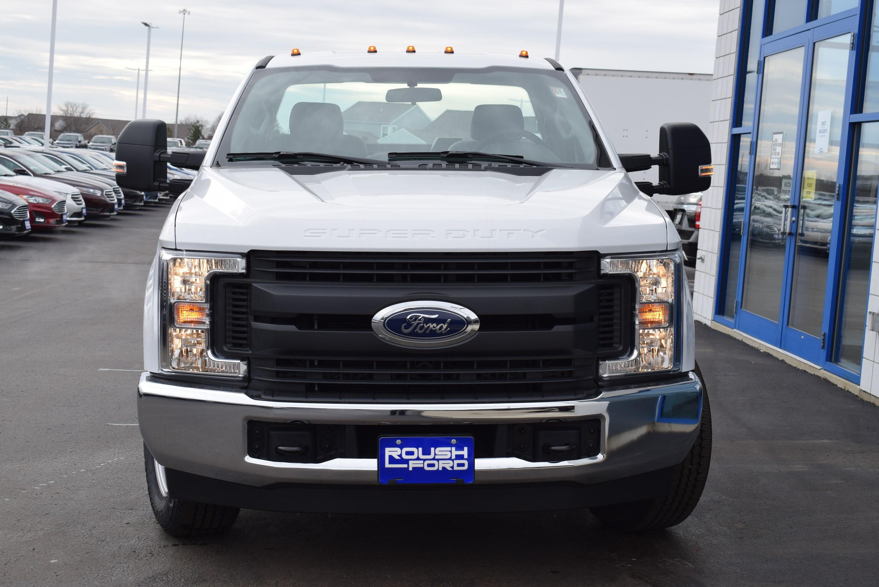 2019 F-350 Regular Cab 4x2,  Cab Chassis #T19103 - photo 6