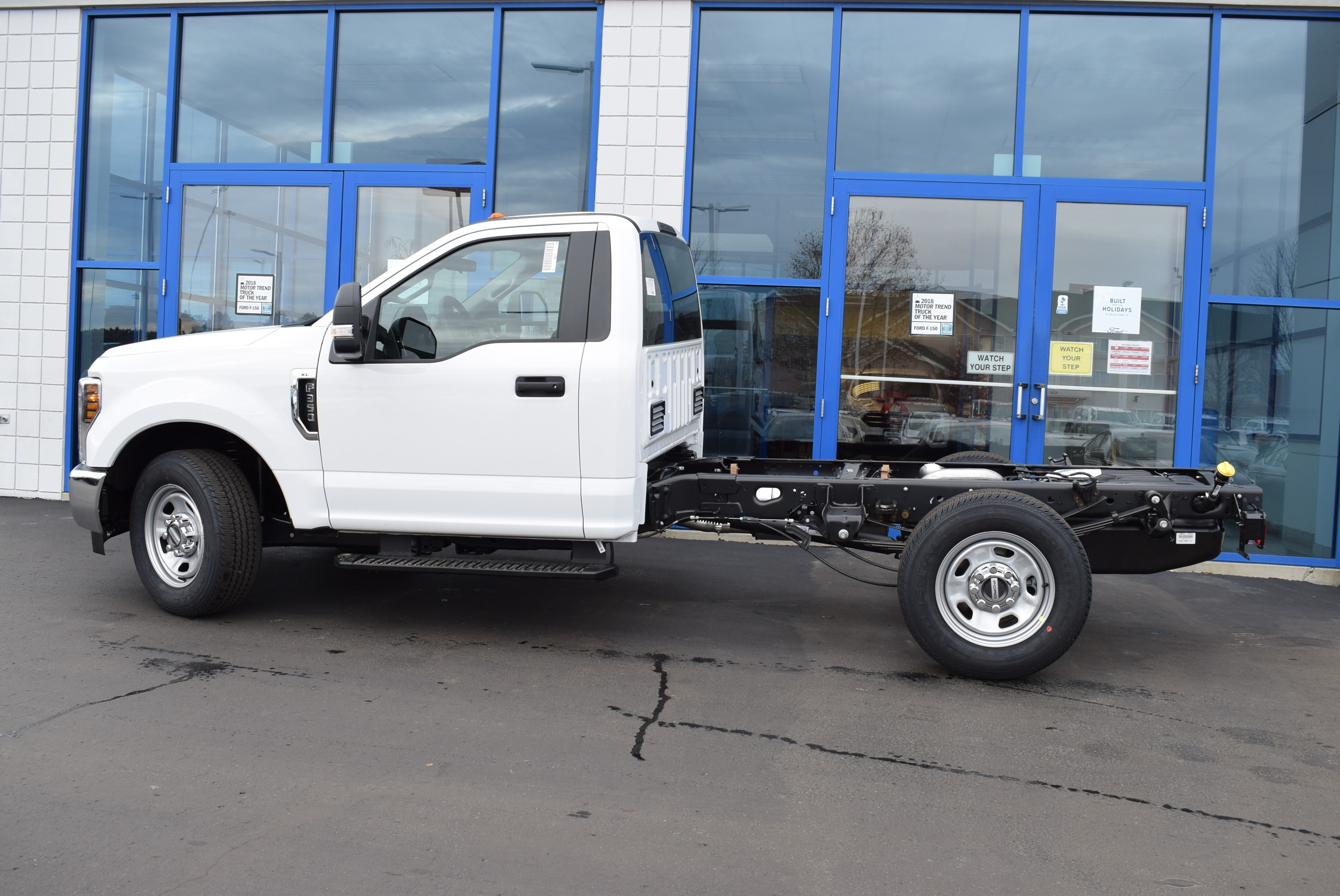 2019 F-350 Regular Cab 4x2,  Cab Chassis #T19103 - photo 8