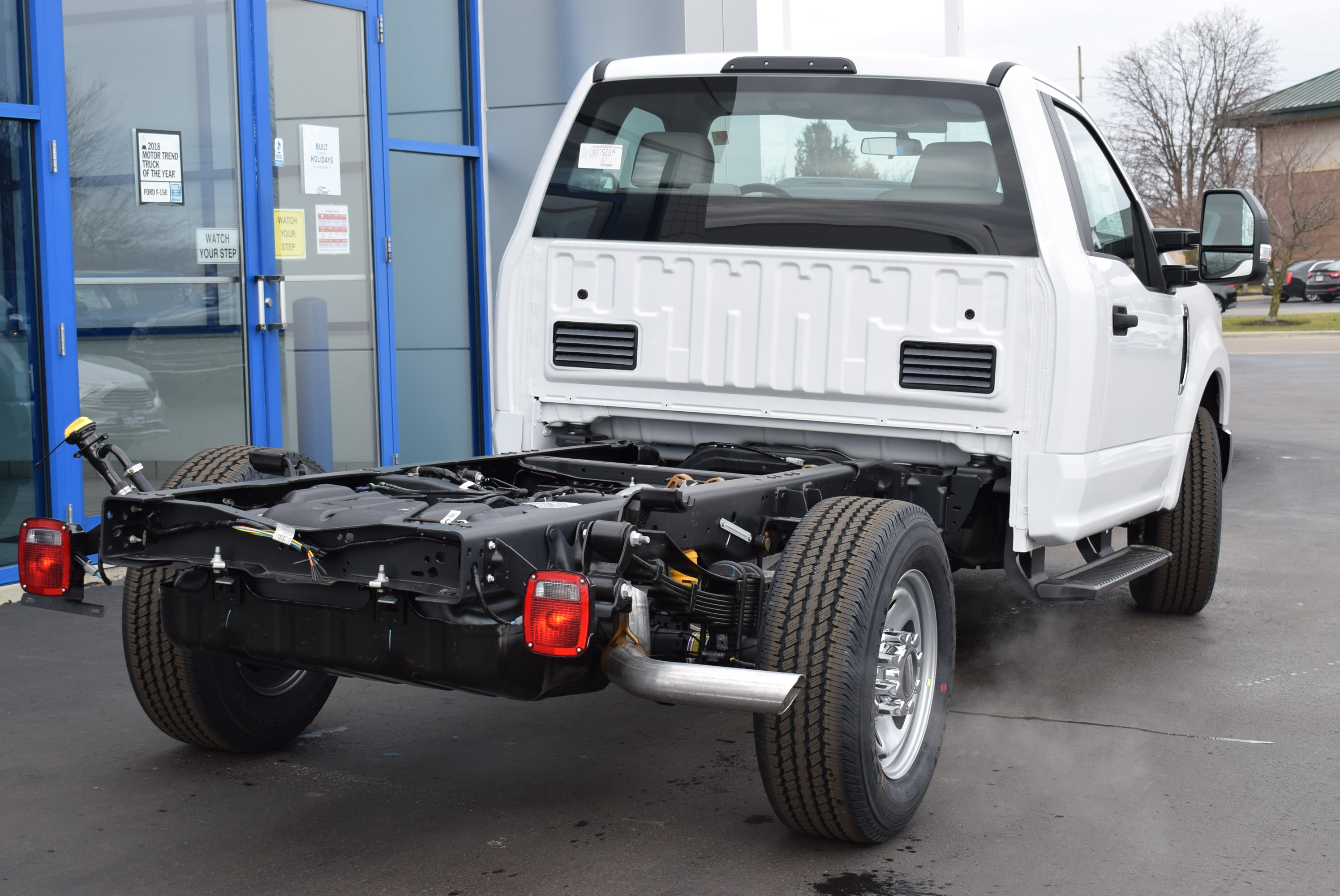 2019 F-350 Regular Cab 4x2,  Cab Chassis #T19103 - photo 2