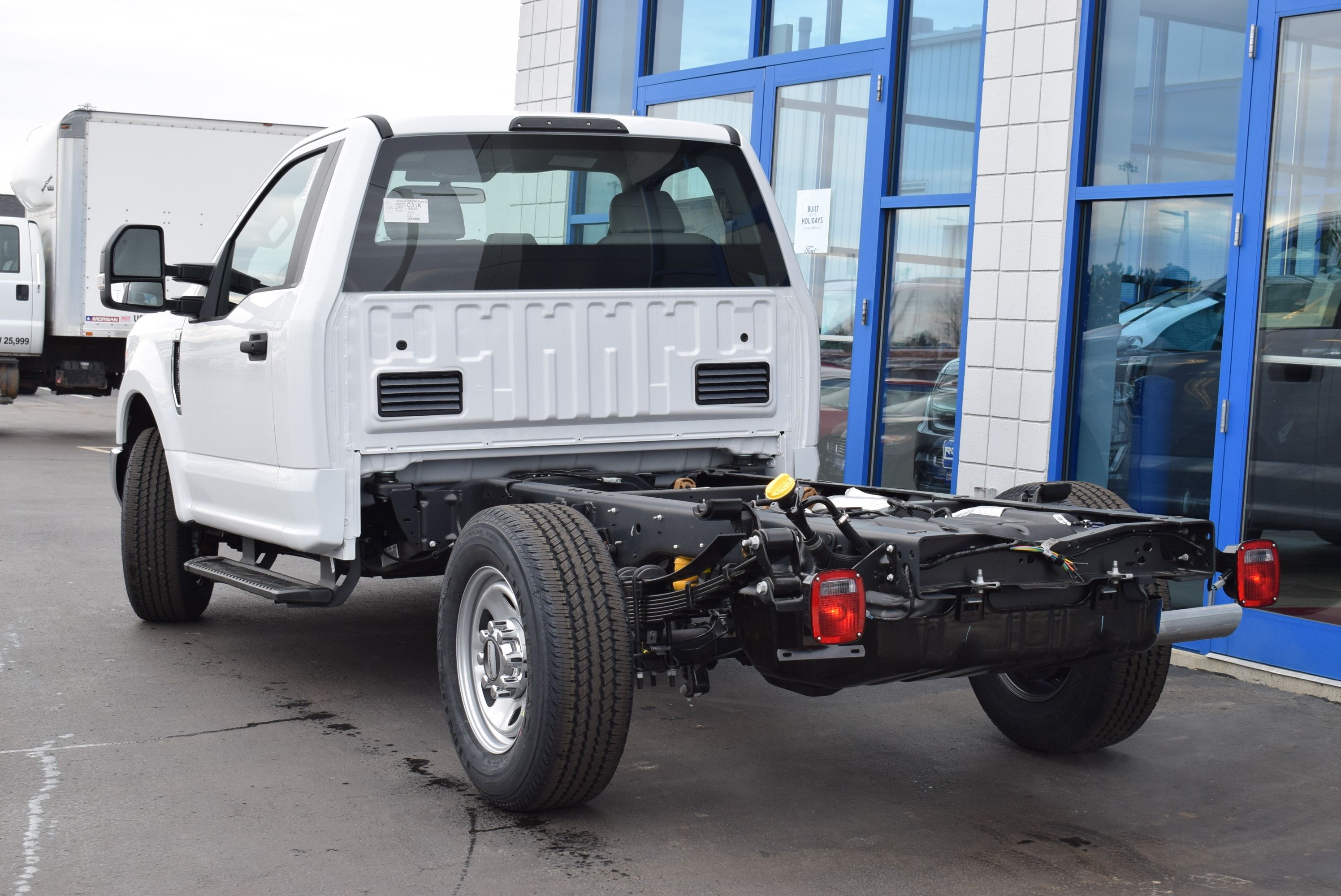 2019 F-350 Regular Cab 4x2,  Cab Chassis #T19103 - photo 9