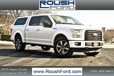 2015 F-150 SuperCrew Cab 4x4,  Pickup #T19104A - photo 1