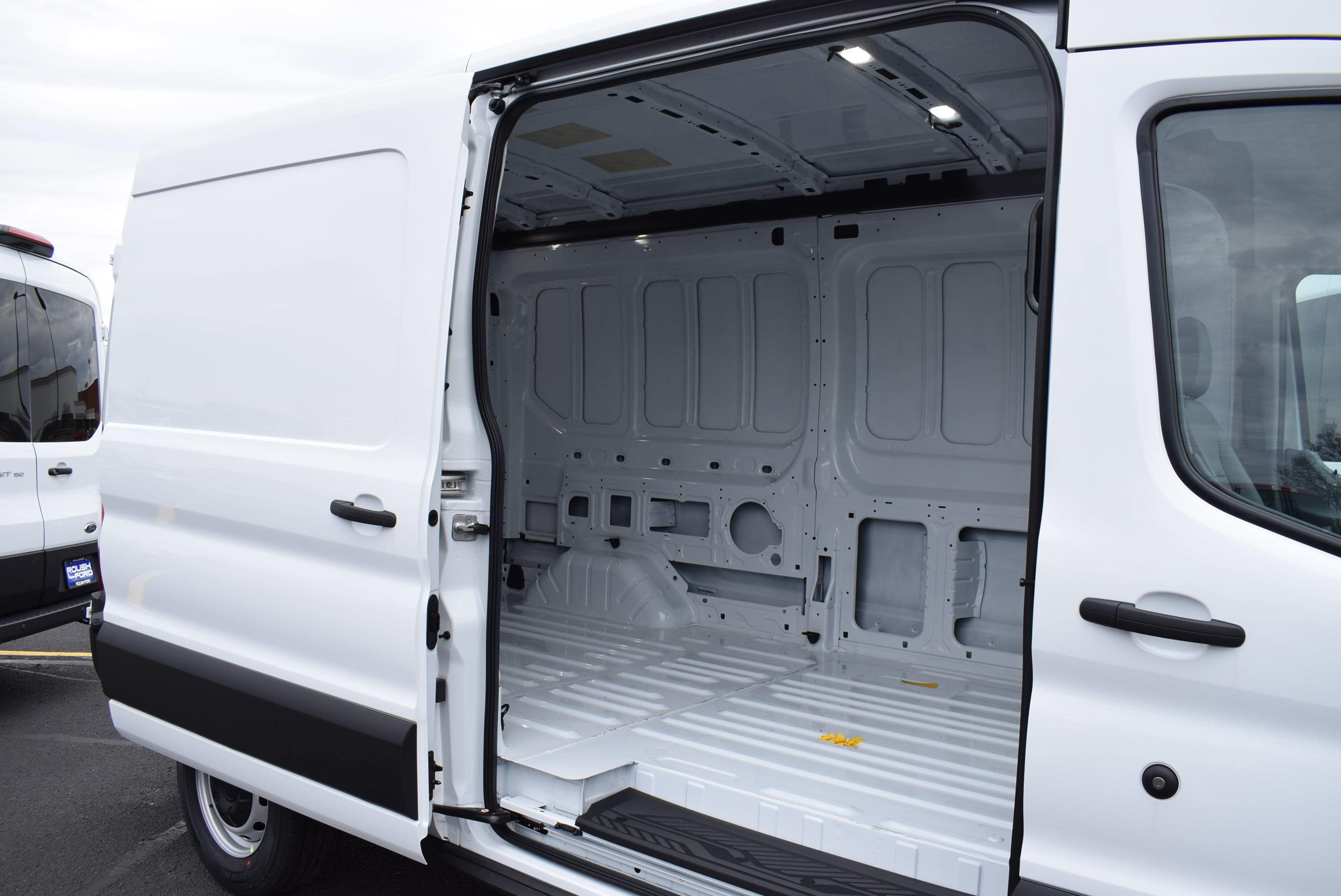 2019 Transit 350 Med Roof 4x2,  Empty Cargo Van #T19108 - photo 3