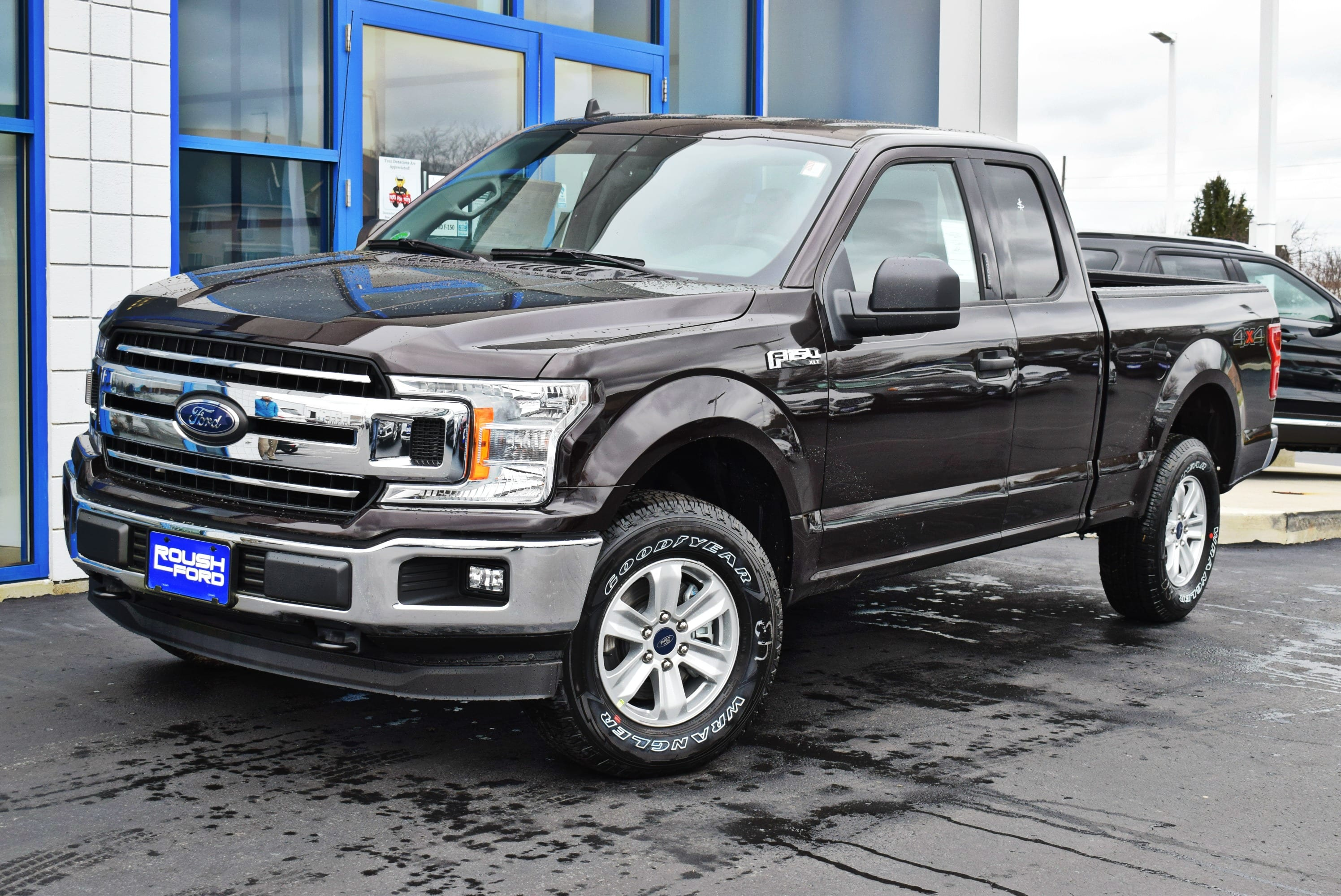 2019 F-150 Super Cab 4x4,  Pickup #T19118 - photo 5