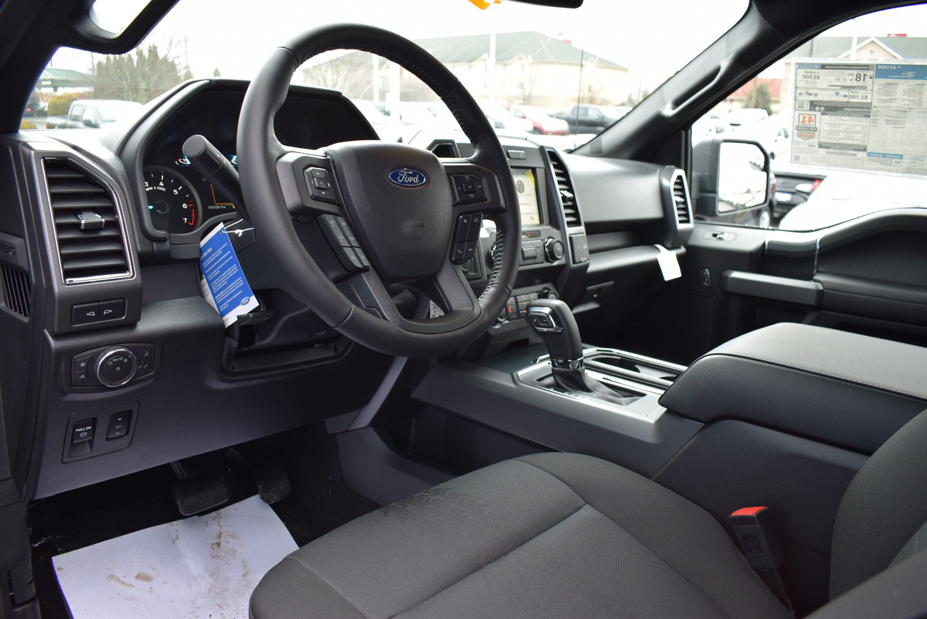 2019 F-150 SuperCrew Cab 4x4,  Pickup #T19119 - photo 17