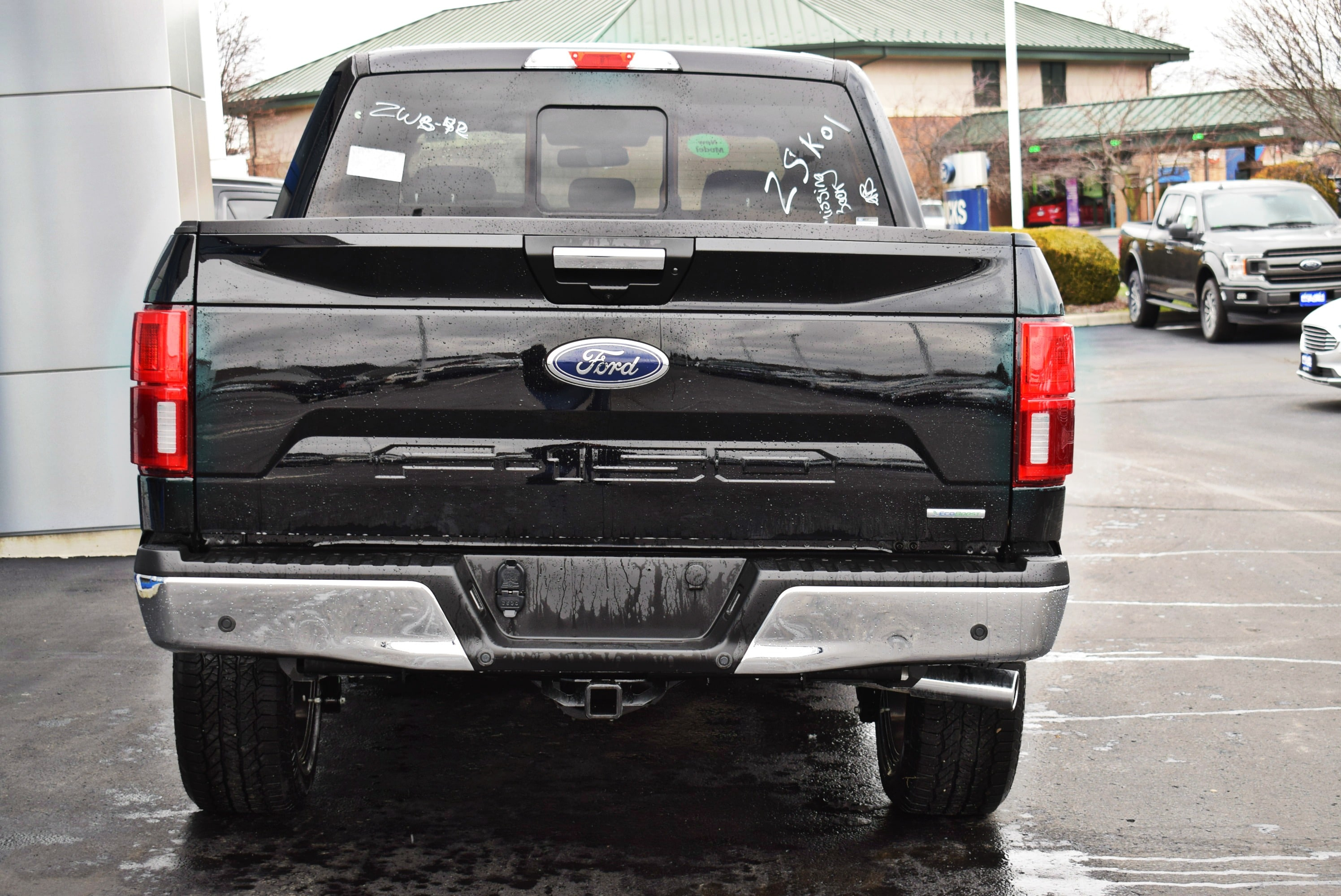 2019 F-150 SuperCrew Cab 4x4,  Pickup #T19121 - photo 11