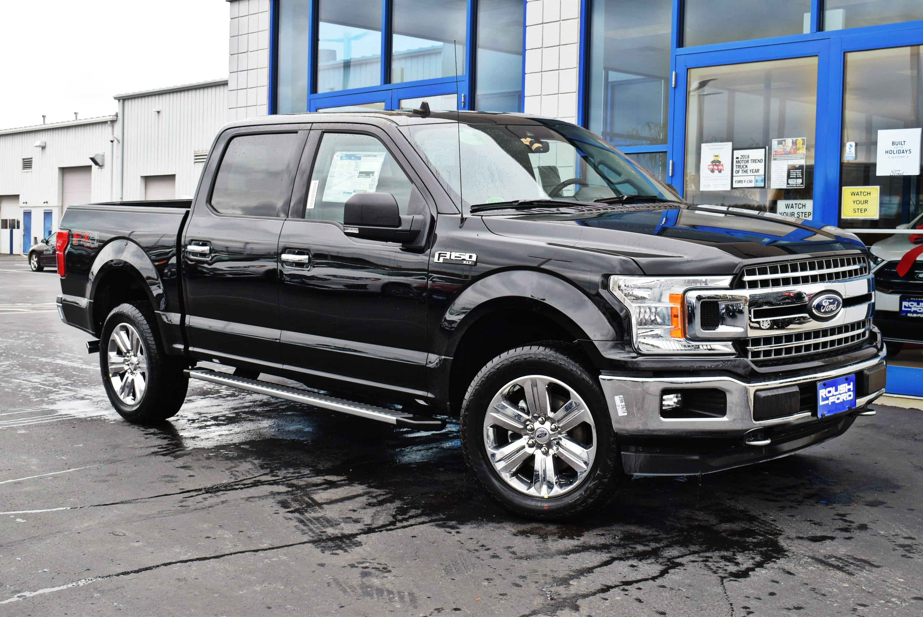 2019 F-150 SuperCrew Cab 4x4,  Pickup #T19121 - photo 3