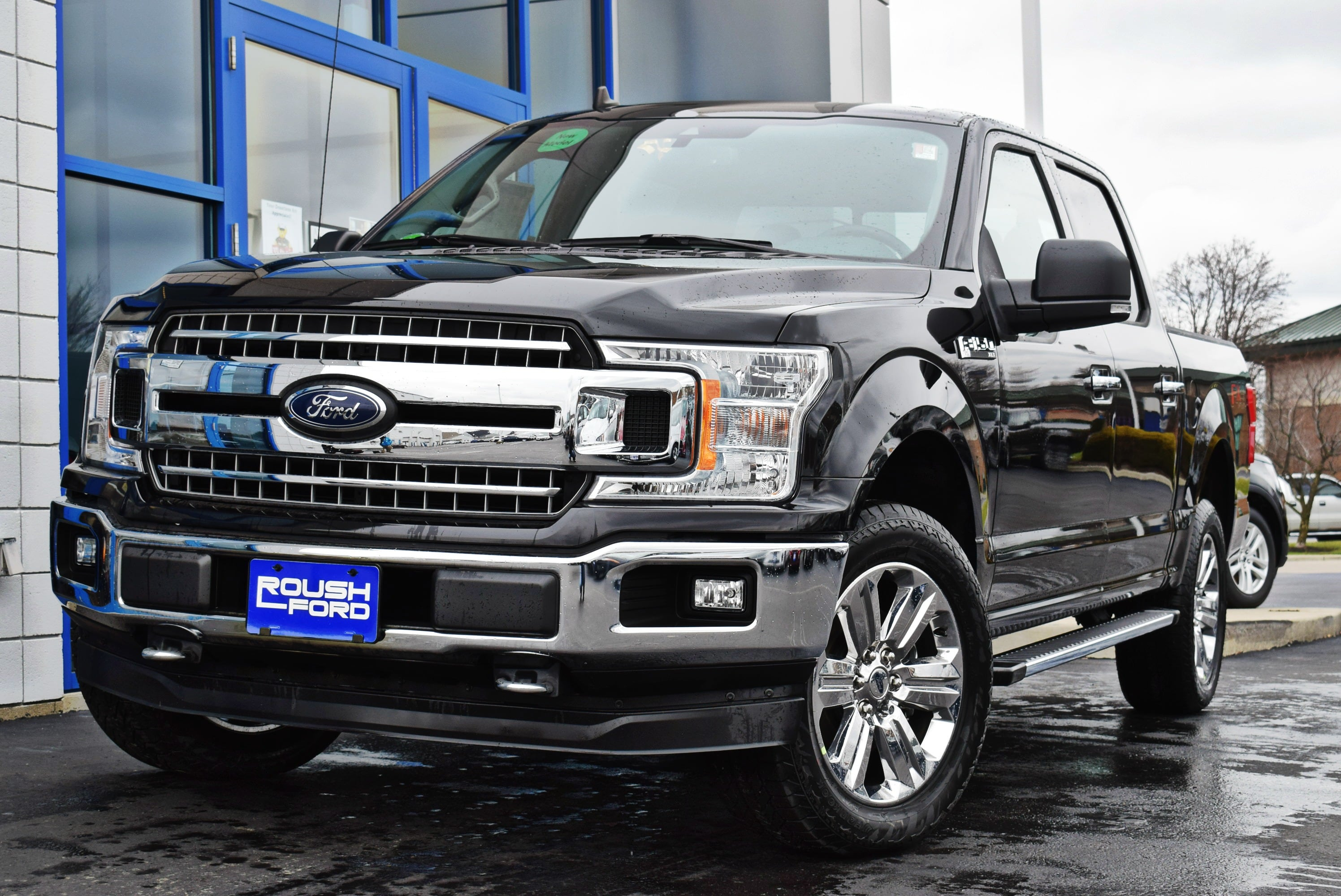 2019 F-150 SuperCrew Cab 4x4,  Pickup #T19121 - photo 4