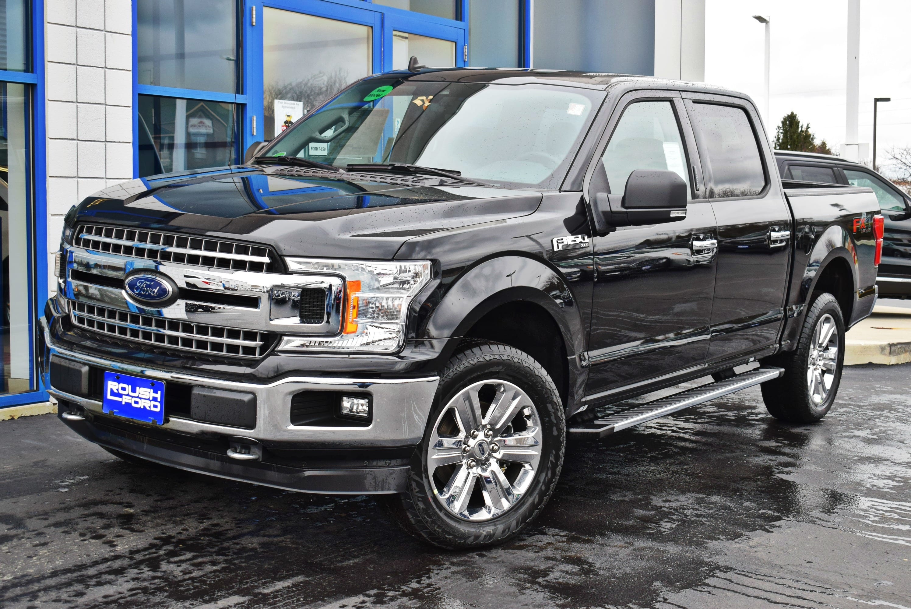 2019 F-150 SuperCrew Cab 4x4,  Pickup #T19121 - photo 5