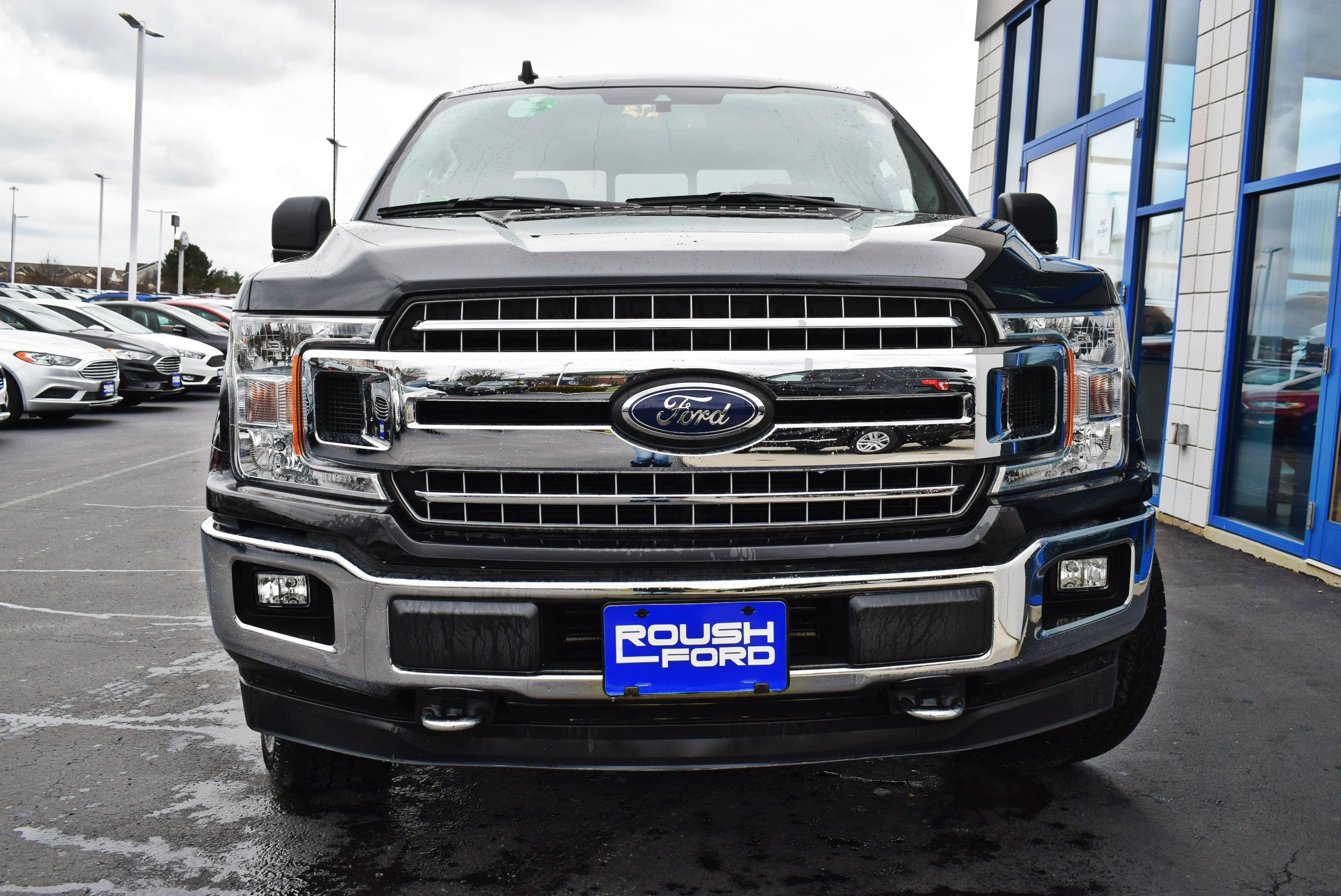 2019 F-150 SuperCrew Cab 4x4,  Pickup #T19121 - photo 6