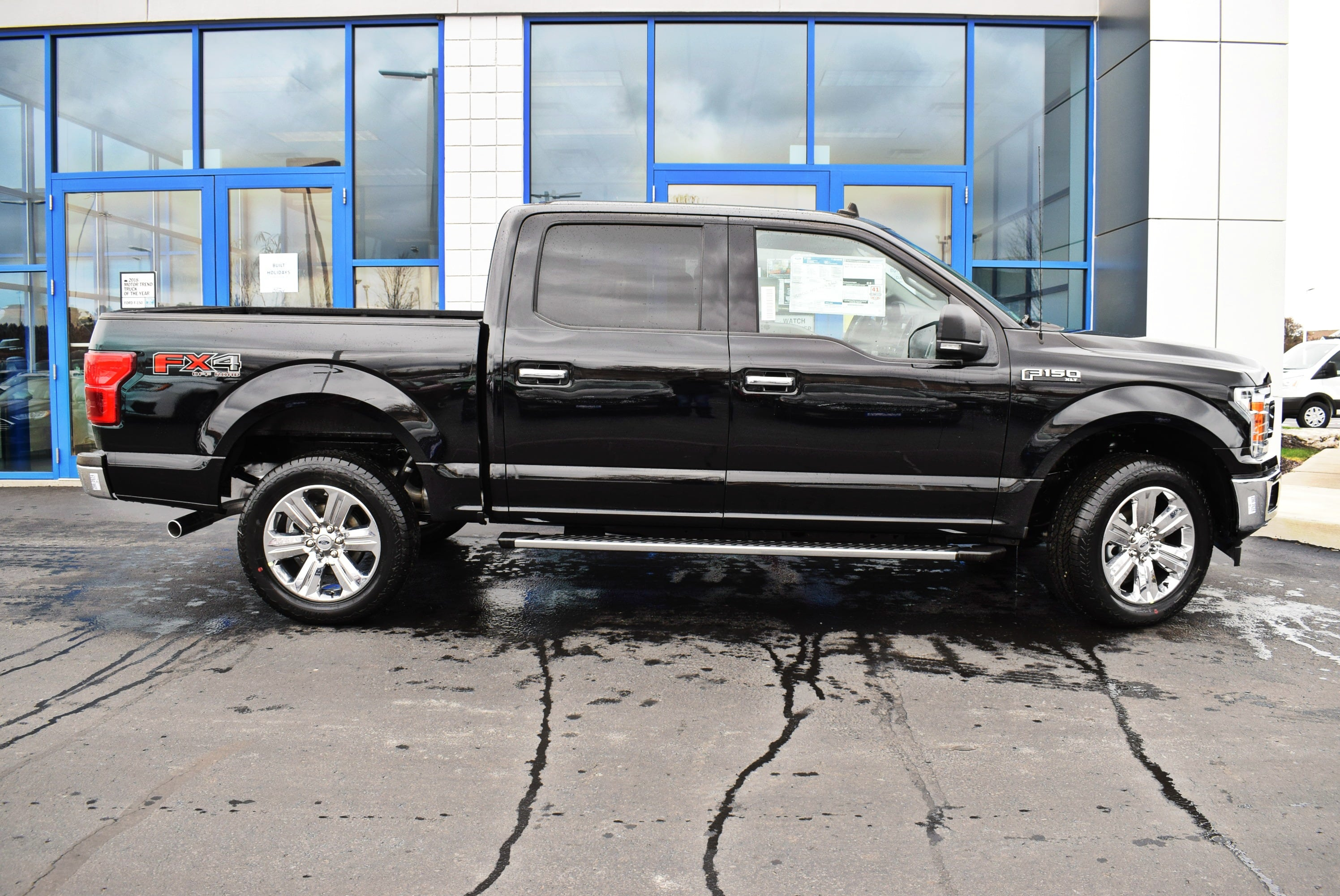 2019 F-150 SuperCrew Cab 4x4,  Pickup #T19121 - photo 7