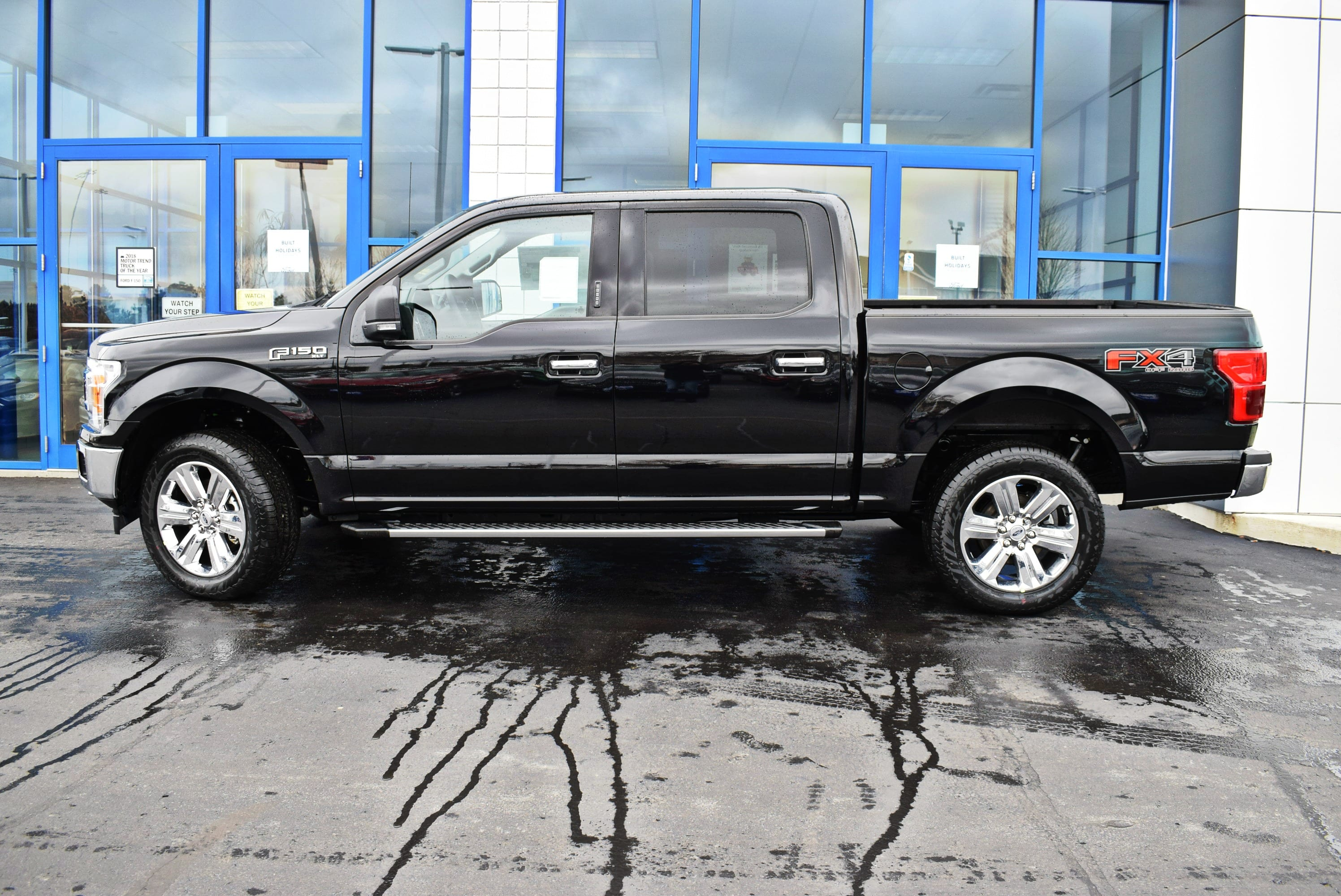 2019 F-150 SuperCrew Cab 4x4,  Pickup #T19121 - photo 8
