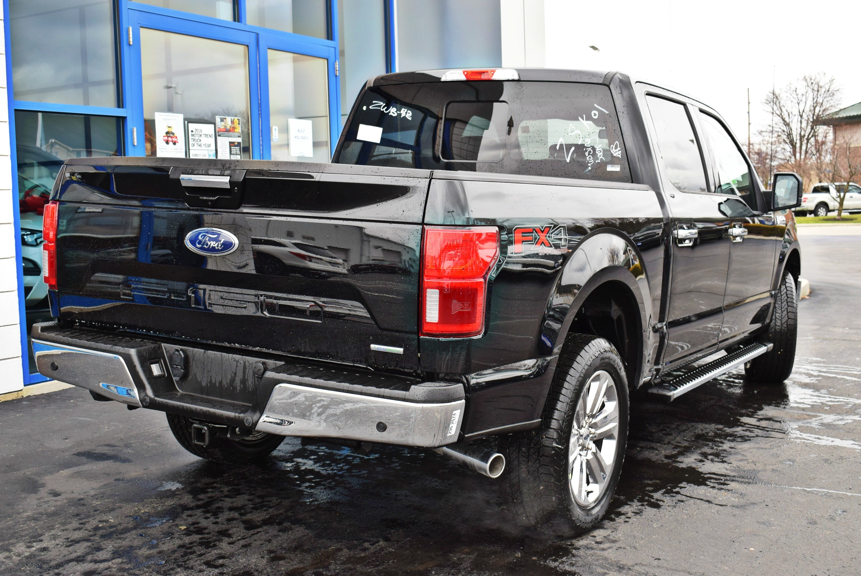 2019 F-150 SuperCrew Cab 4x4,  Pickup #T19121 - photo 2