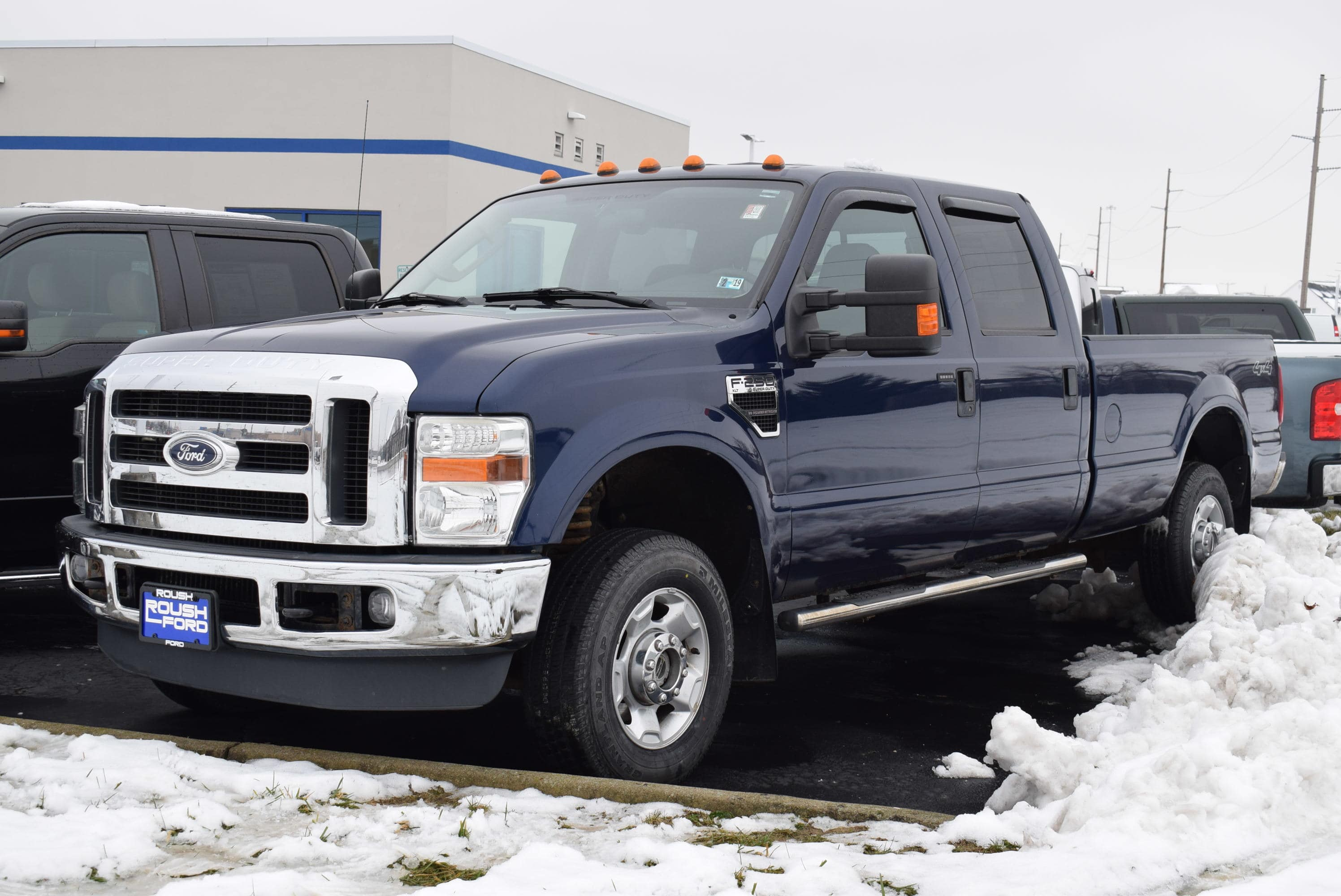 2010 F-250 Crew Cab 4x4,  Pickup #T19129A - photo 3