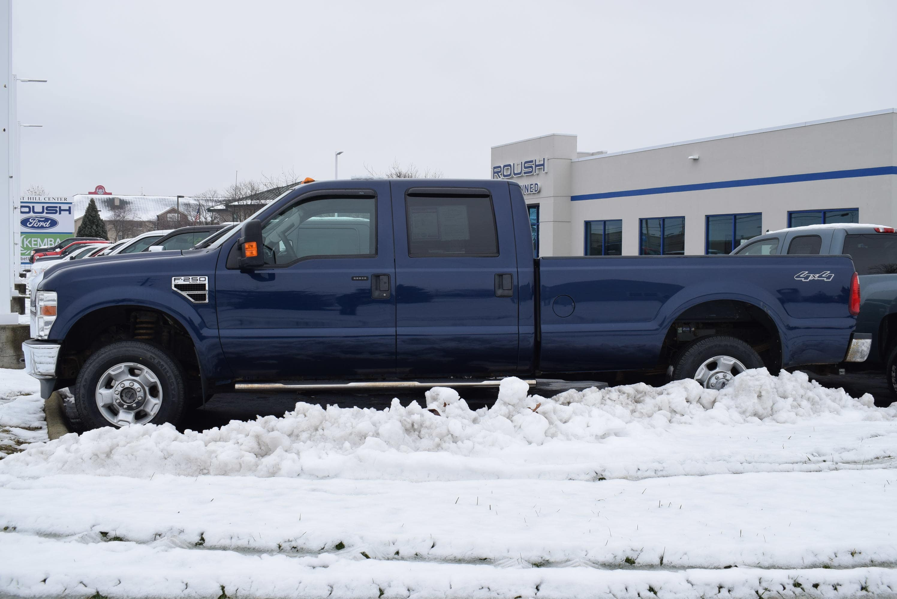 2010 F-250 Crew Cab 4x4,  Pickup #T19129A - photo 5