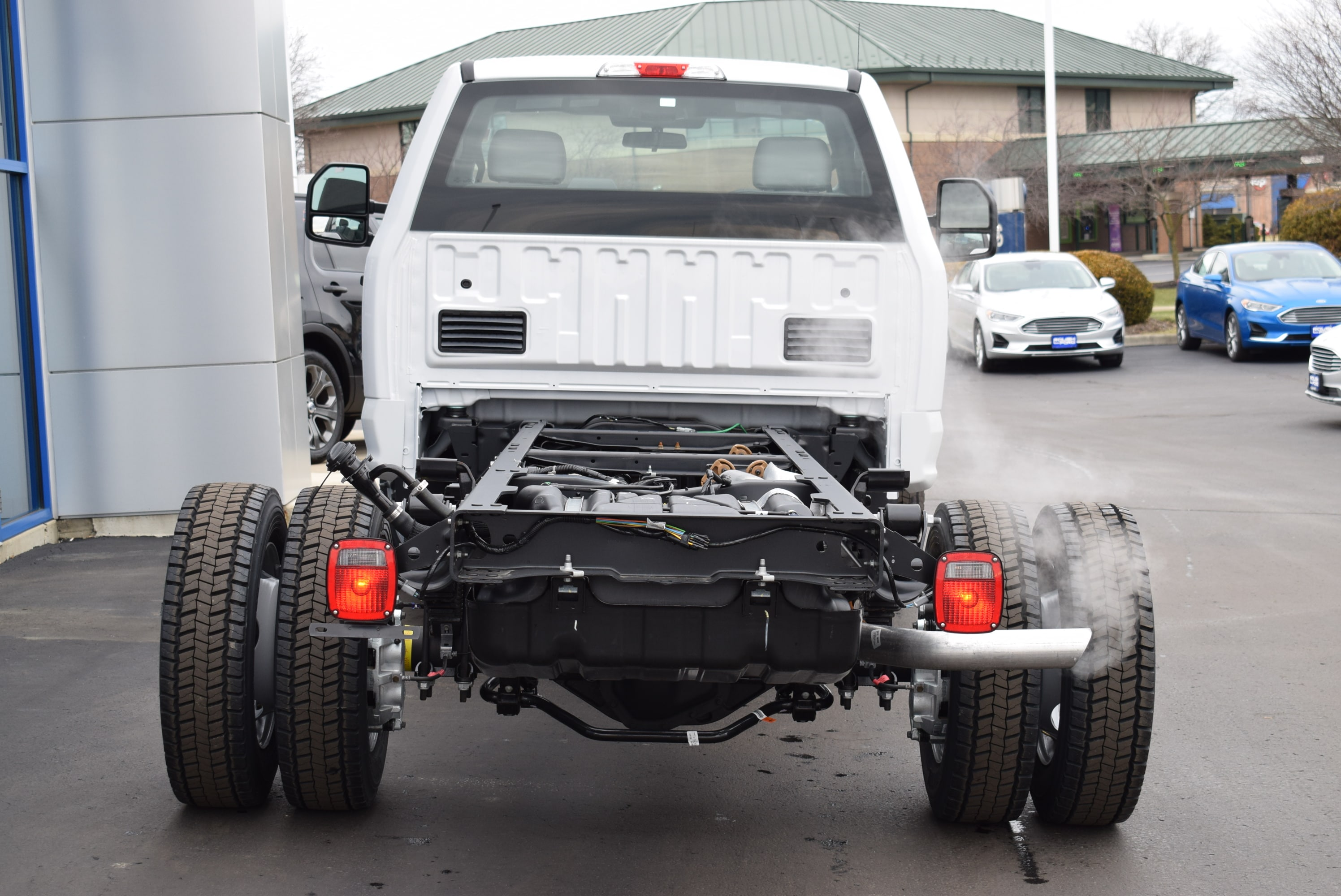 2019 F-450 Regular Cab DRW 4x2,  Cab Chassis #T19147 - photo 10
